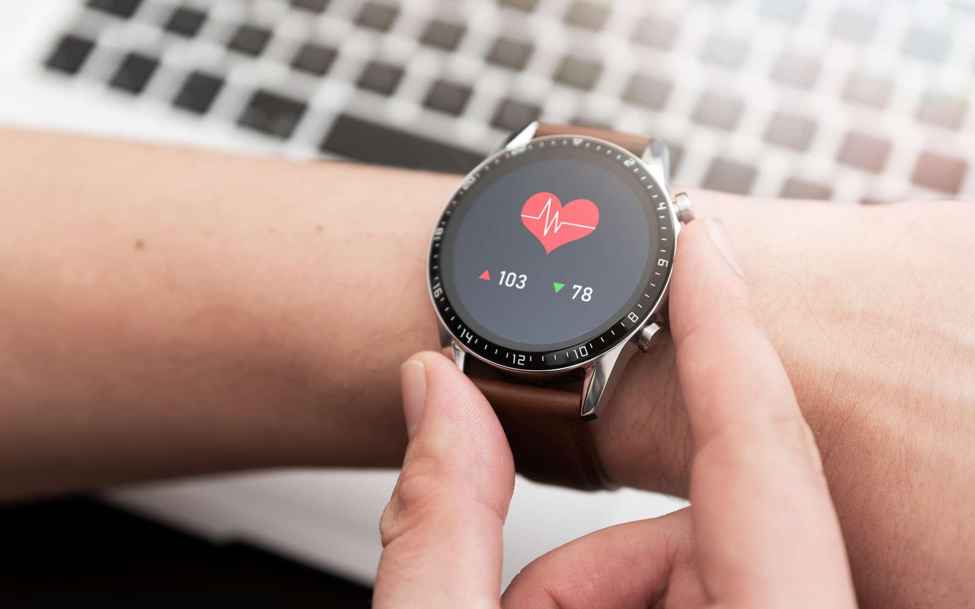 Avec ces montres connectées, le contenu et les fonctionnalités de votre téléphone se retrouvent donc directement autour de votre poignet. © Proxima Studio, Adobe Stock