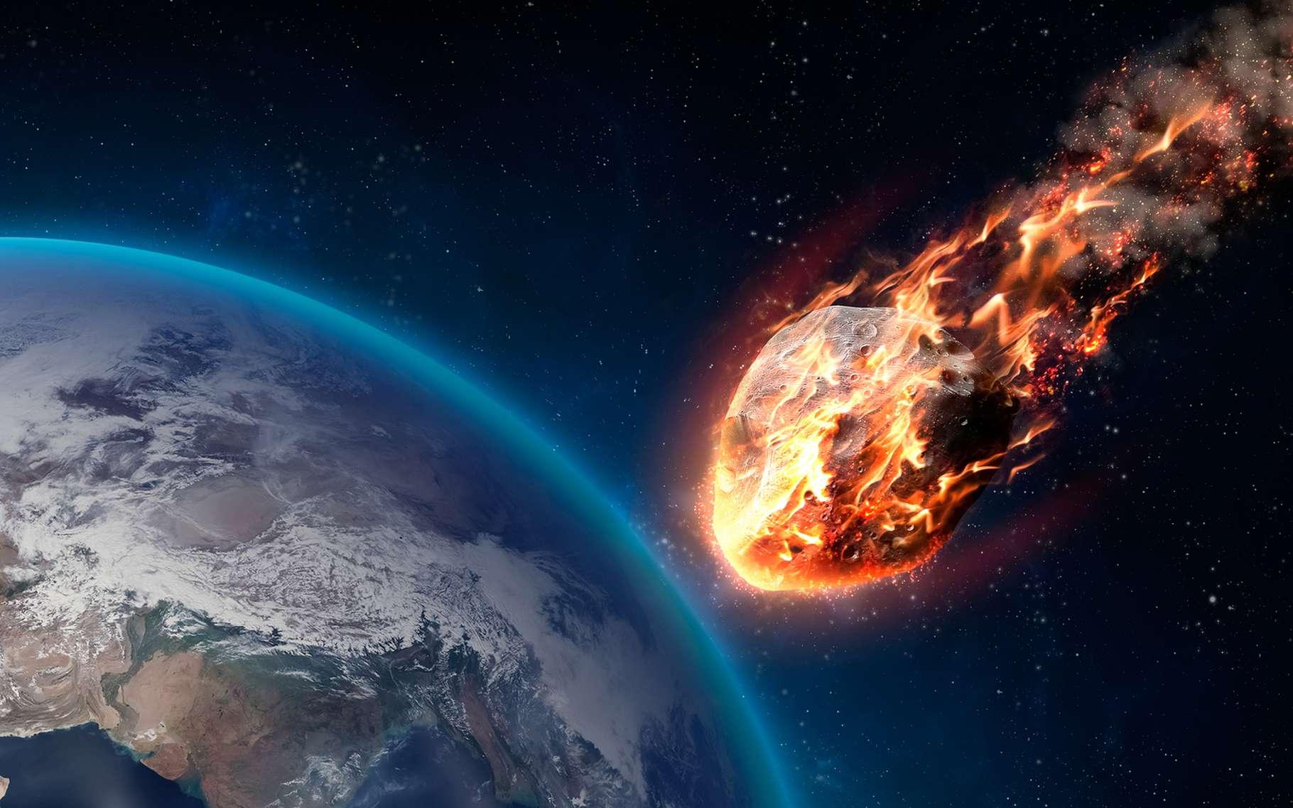 Une météorite de 30 tonnes a été découverte en Argentine, dans une région ayant subi une importante pluie météoritique il y a quelque 4.200 à 4.700 ans. © Vadim Sadovski, Shutterstock