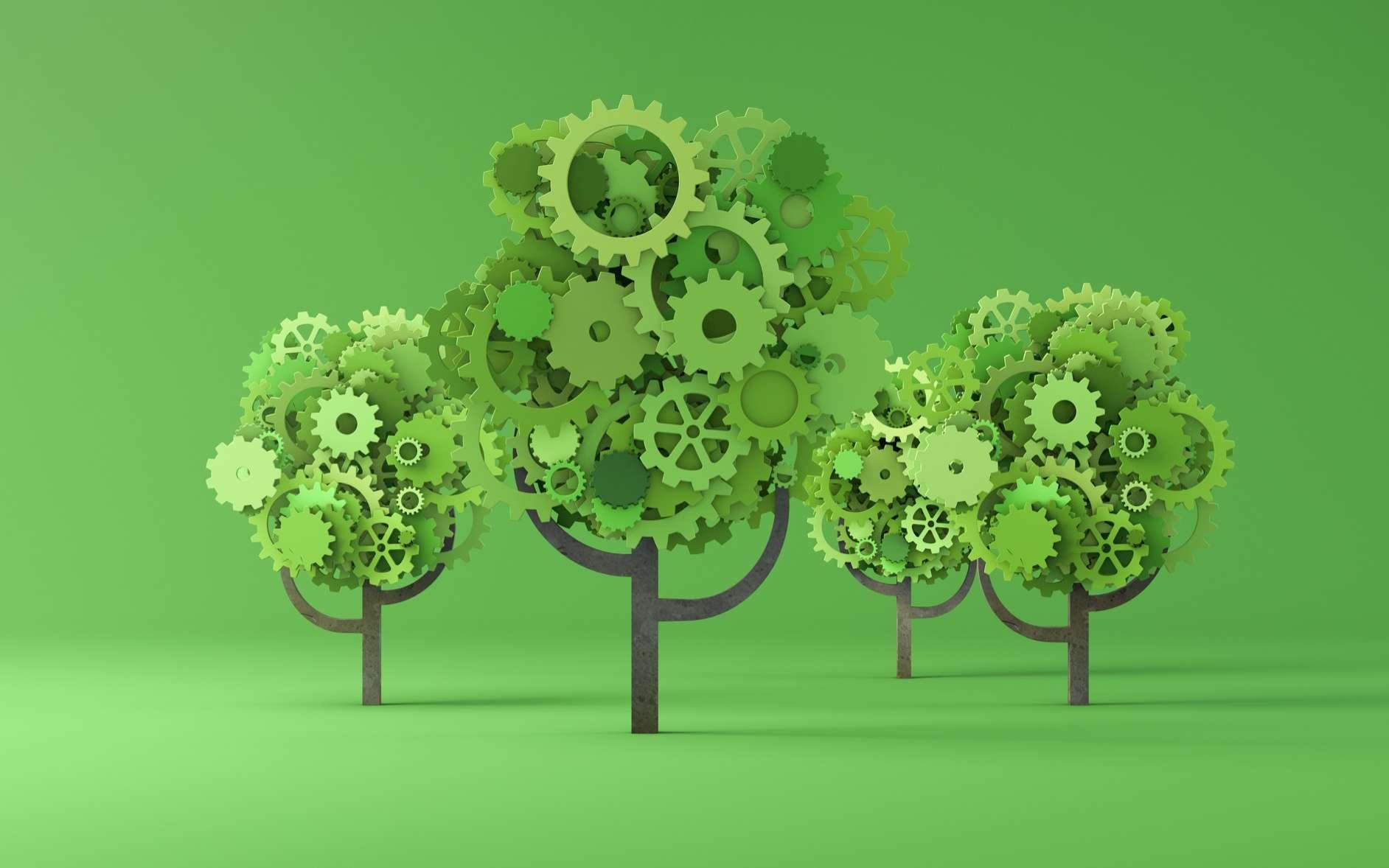 Le gouvernement encourage la Green Tech en France. © trahko, Adobe Stock