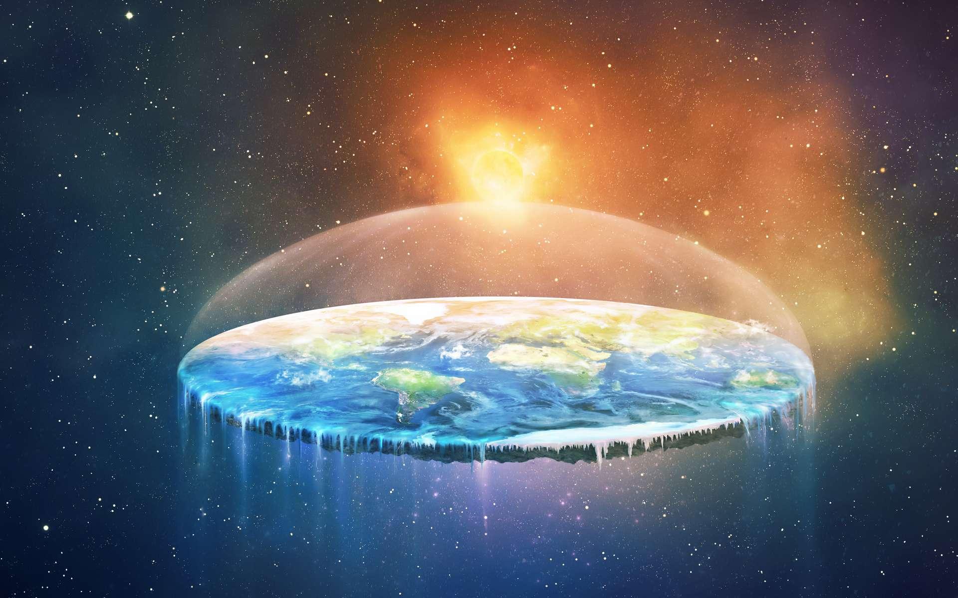 Des millions de Brésiliens sont des adeptes de la théorie de la Terre plate. © Kevin Carden, Adobe Stock