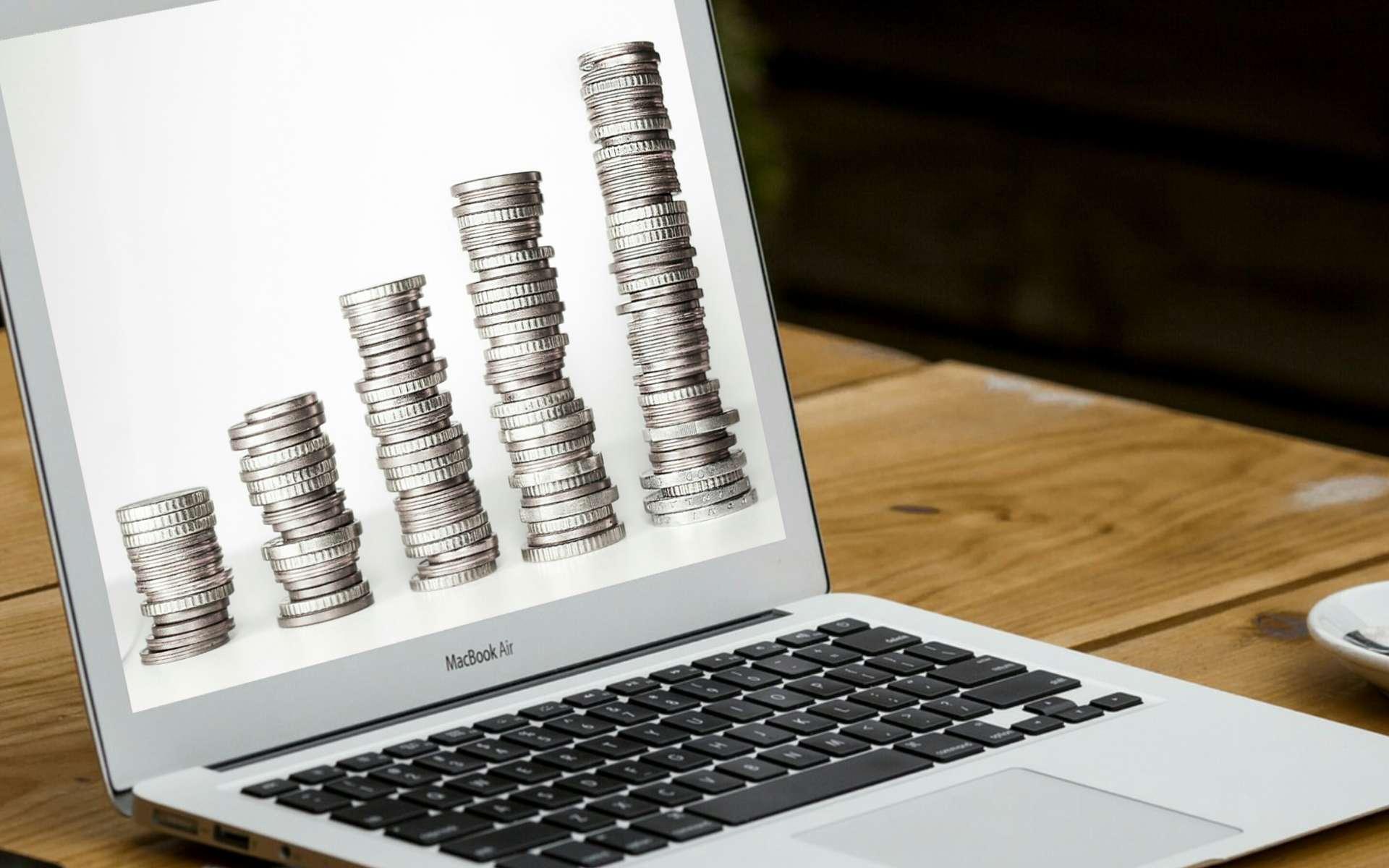 Futura vous dévoile une sélection des meilleurs logiciels gratuits pour gérer ses finances. © Pxhere.com