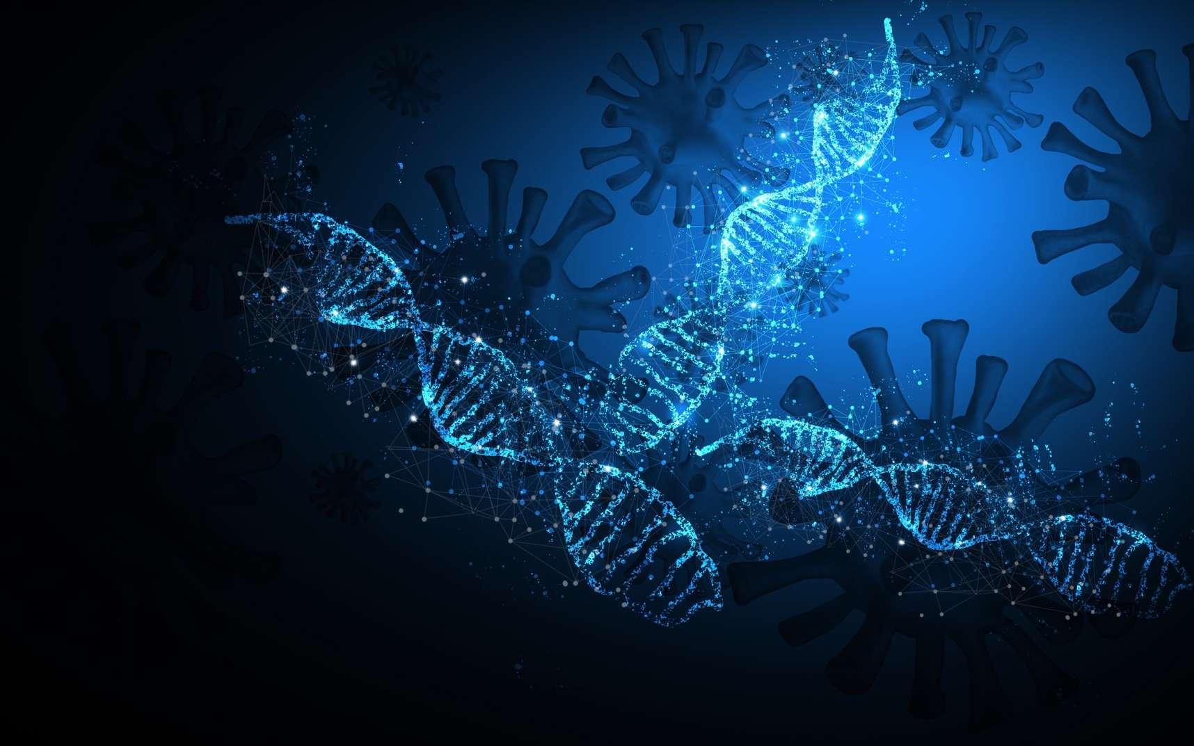 Plusieurs études travaillent sur la piste génétique pour expliquer les formes graves de Covid-19. © sasun Bughdaryan, Adobe Stock
