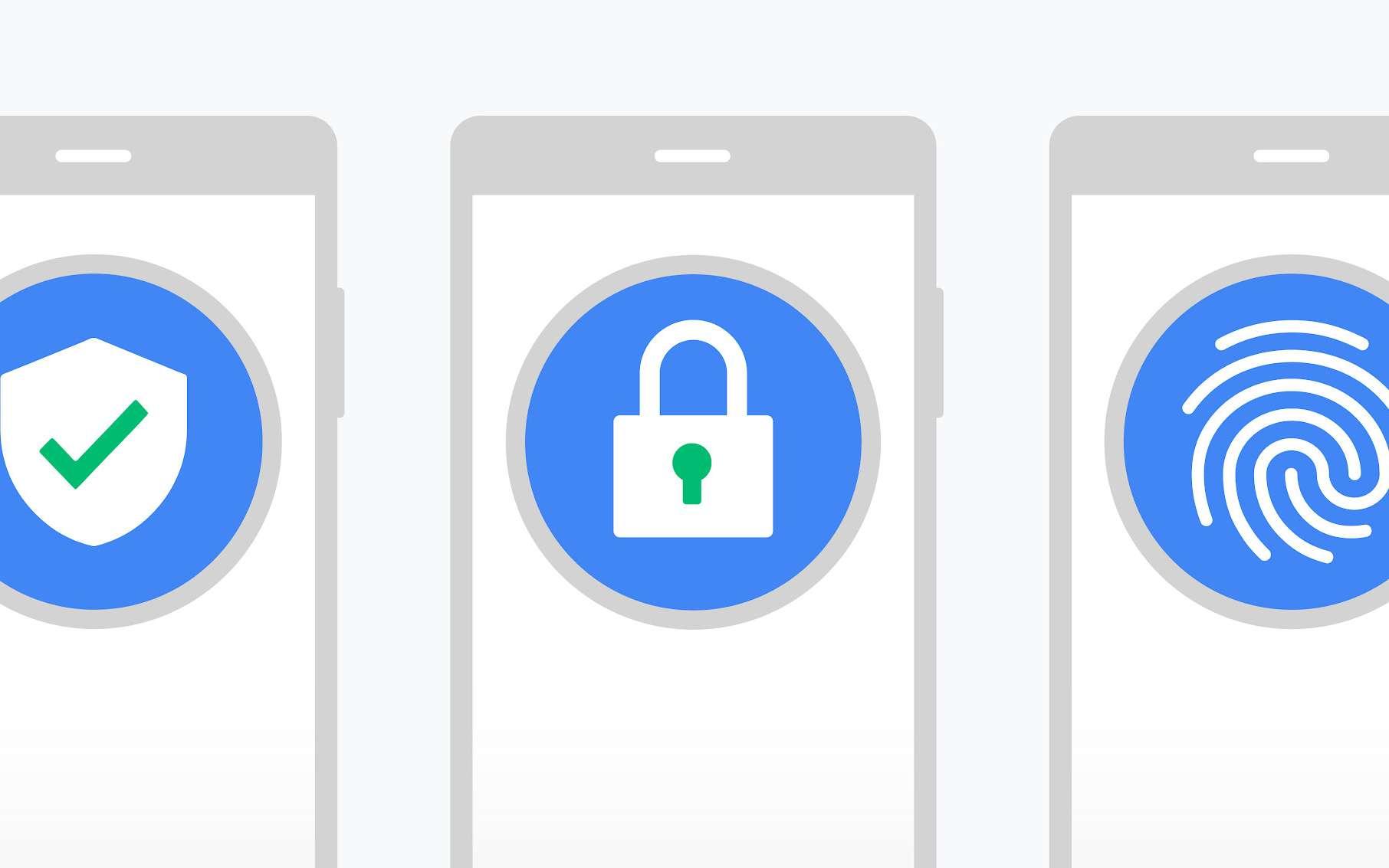 Chrome vérifie que vos mots de passe n'ont pas été volés par un pirate. © Google