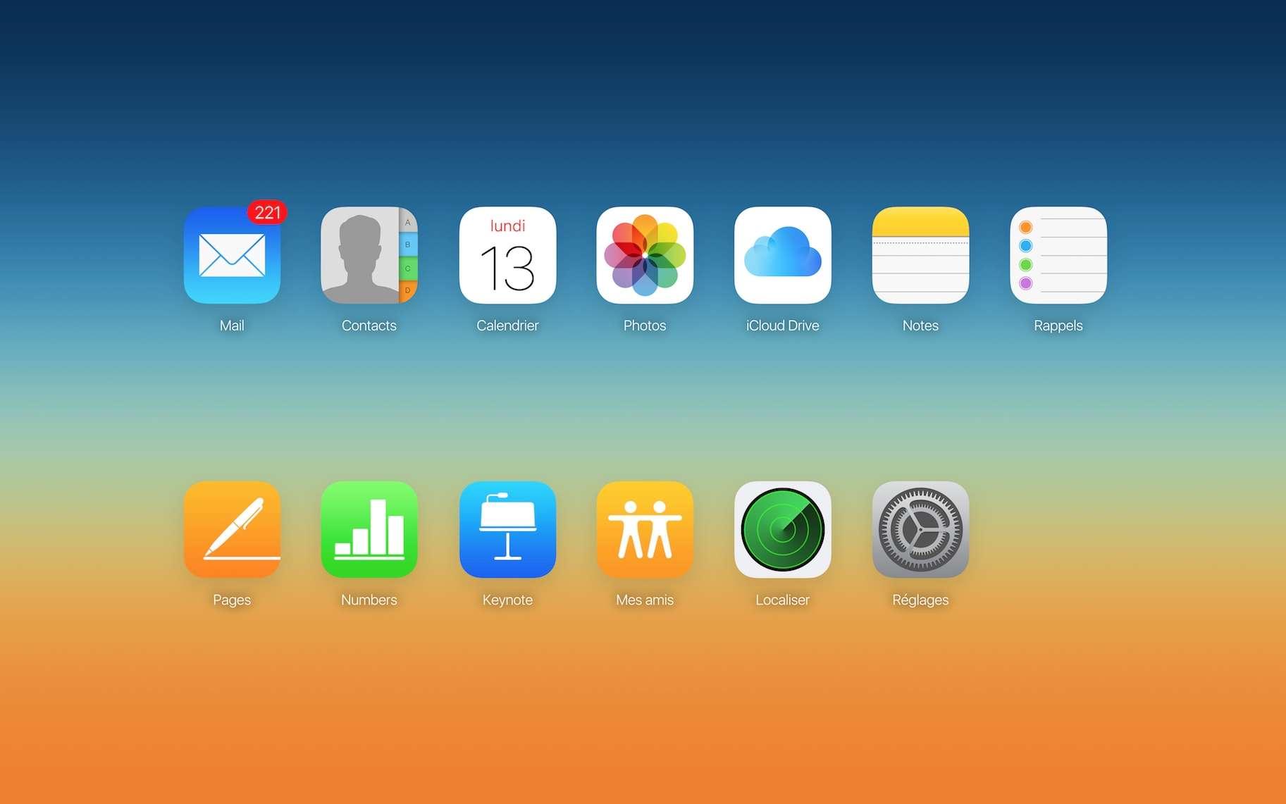 La conservation sur iCloud d'un historique de navigation ayant été supprimé est semble-t-il liée à un défaut de conception du service en ligne et non à une démarche intentionnelle de la part d'Apple. © Apple