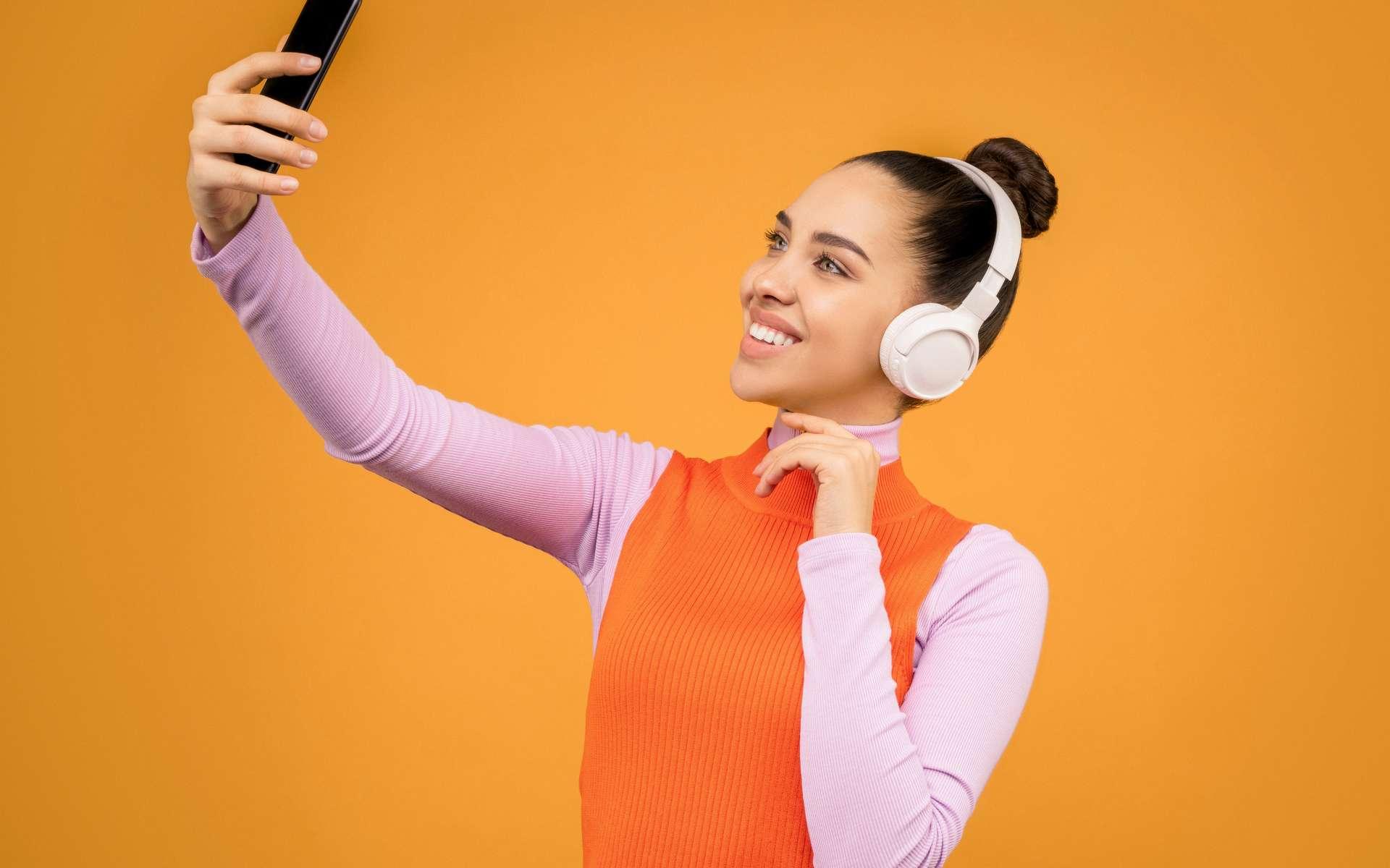 Des smartphones 5G à petit prix chez Orange © Sound On, Pexels