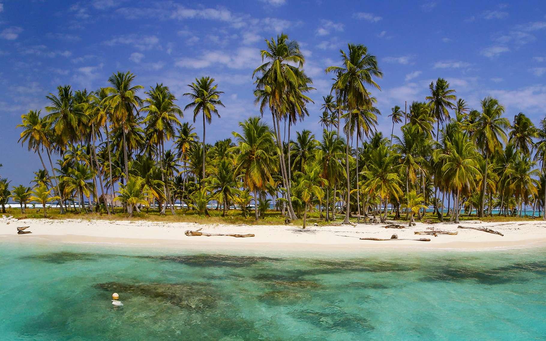 Les îles San Blas, un vrai paradis. © Antoine, tous droits réservés