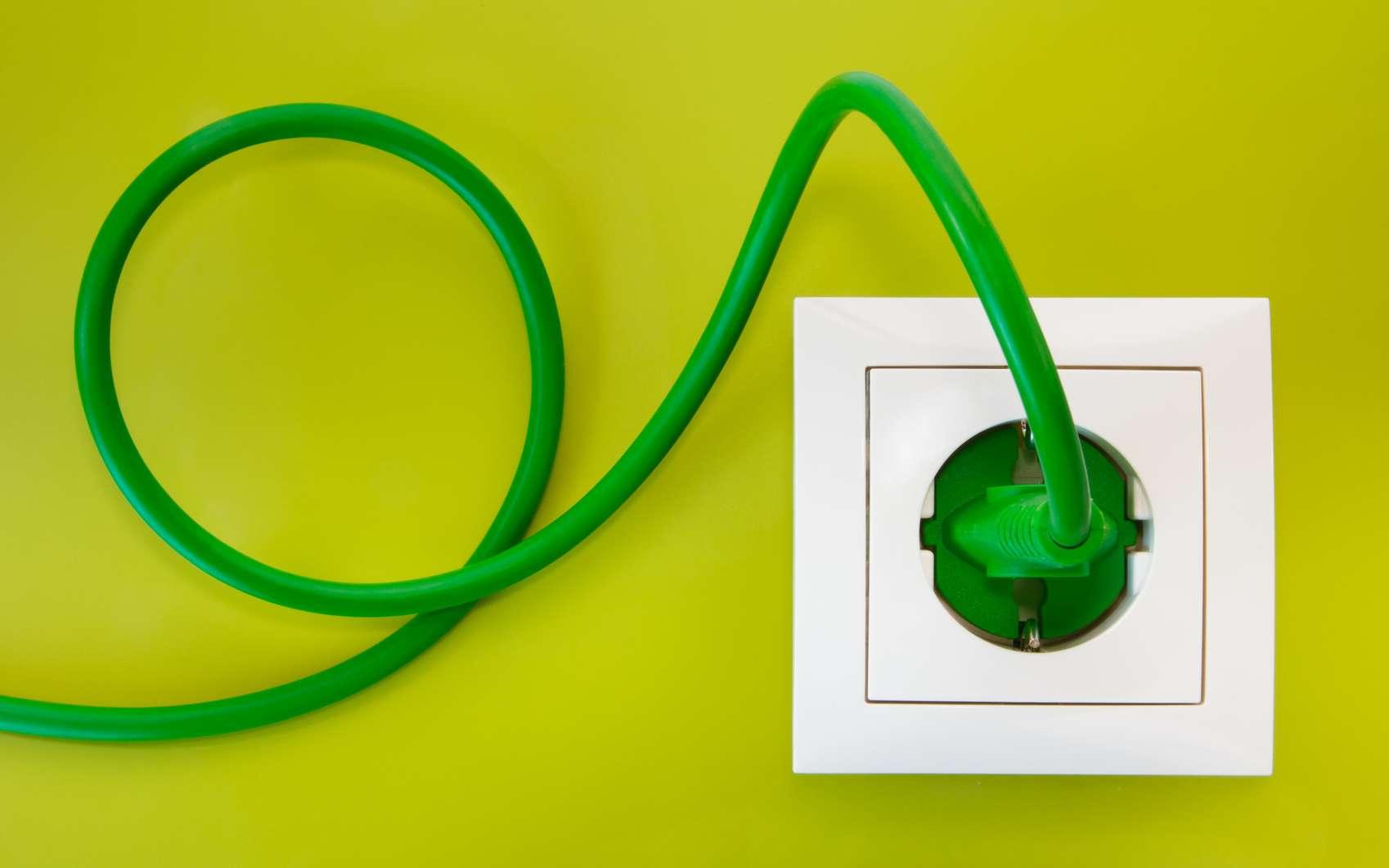 Un comparateur de prix évalue les meilleures offres d'électricité verte en fonction de votre habitat. © EggHeadPhoto, Fotolia