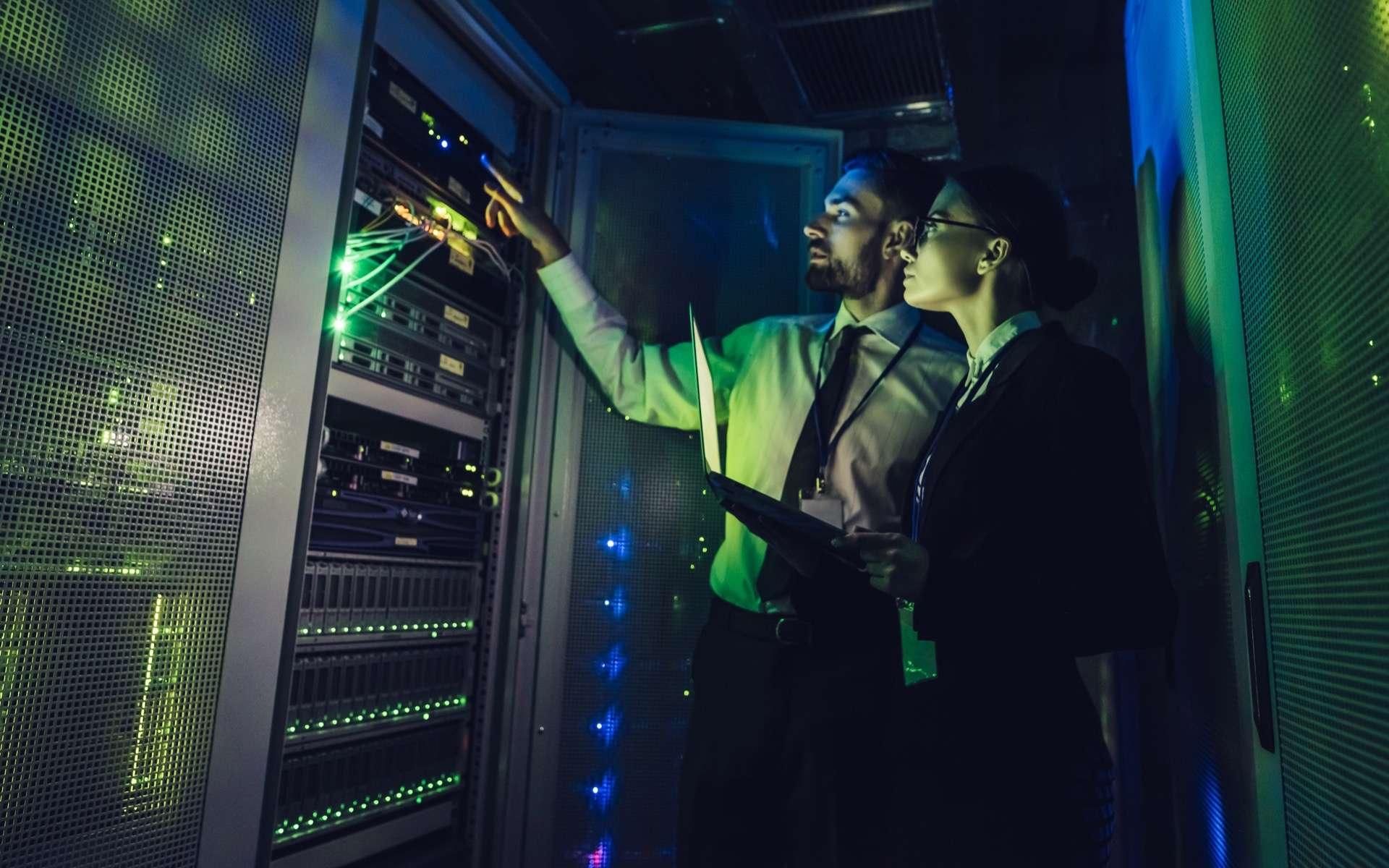 La sobriété numérique dans une entreprise selon Tanguy Dade. © Vasyl, Adobe Stock