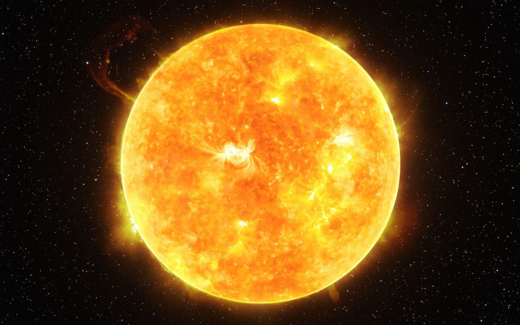Des activités solaires pourraient s'avérer dangereuses © lukszczpanski, Adobe Stock