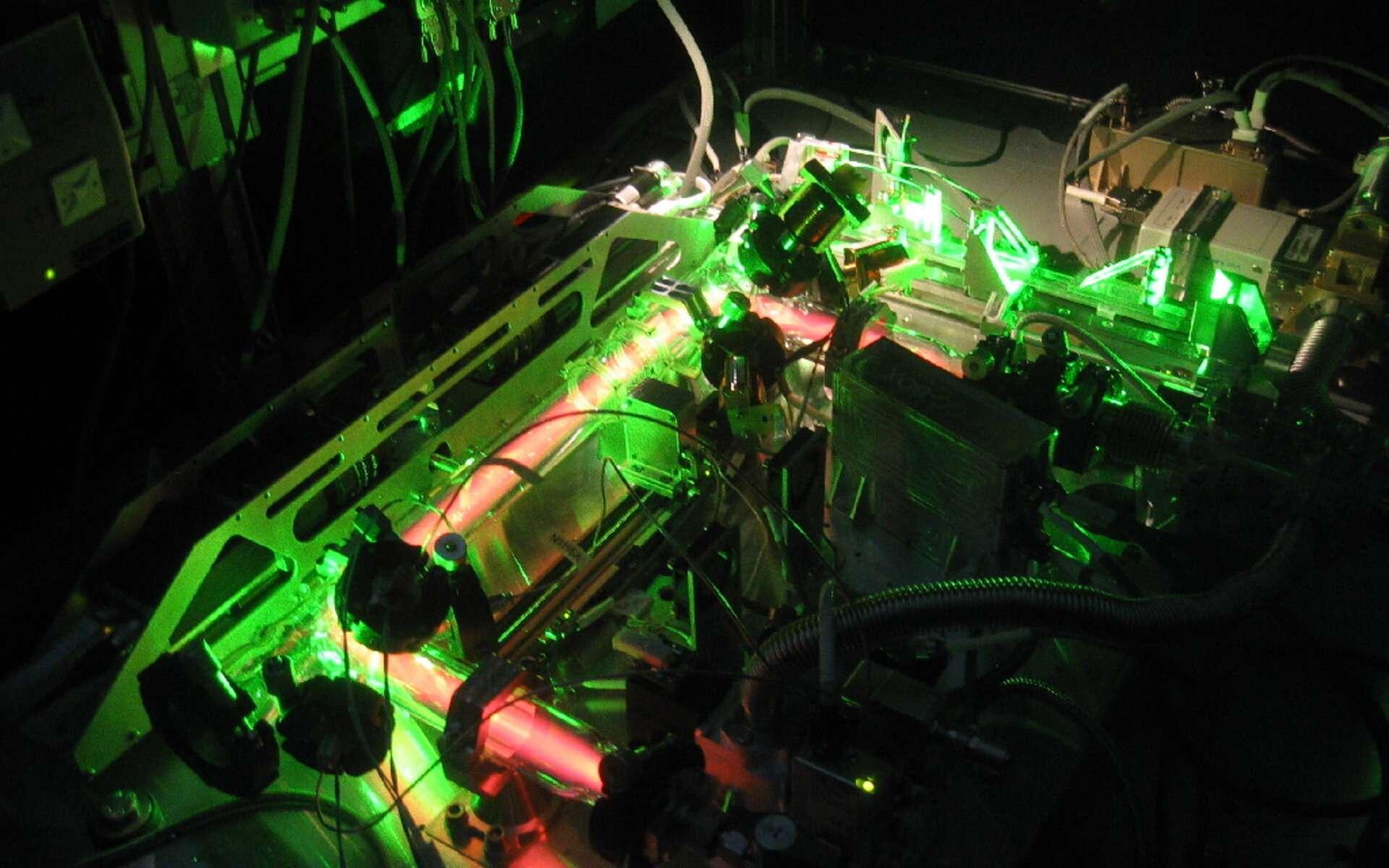 le plasma, matériau de l'espace