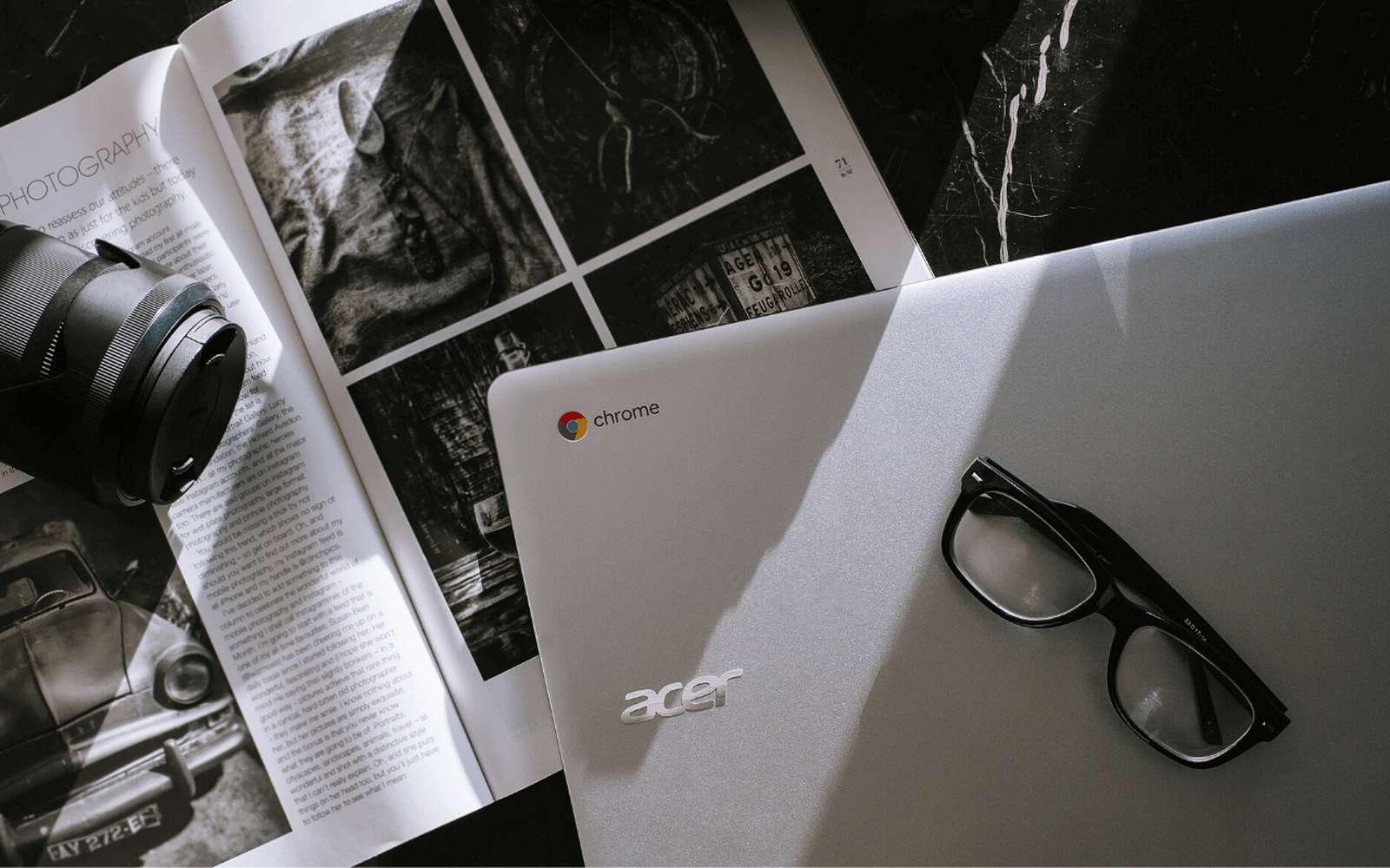 Les cinq bons plans du mois de mars pour les ordinateurs portables Acer. © Acer Store