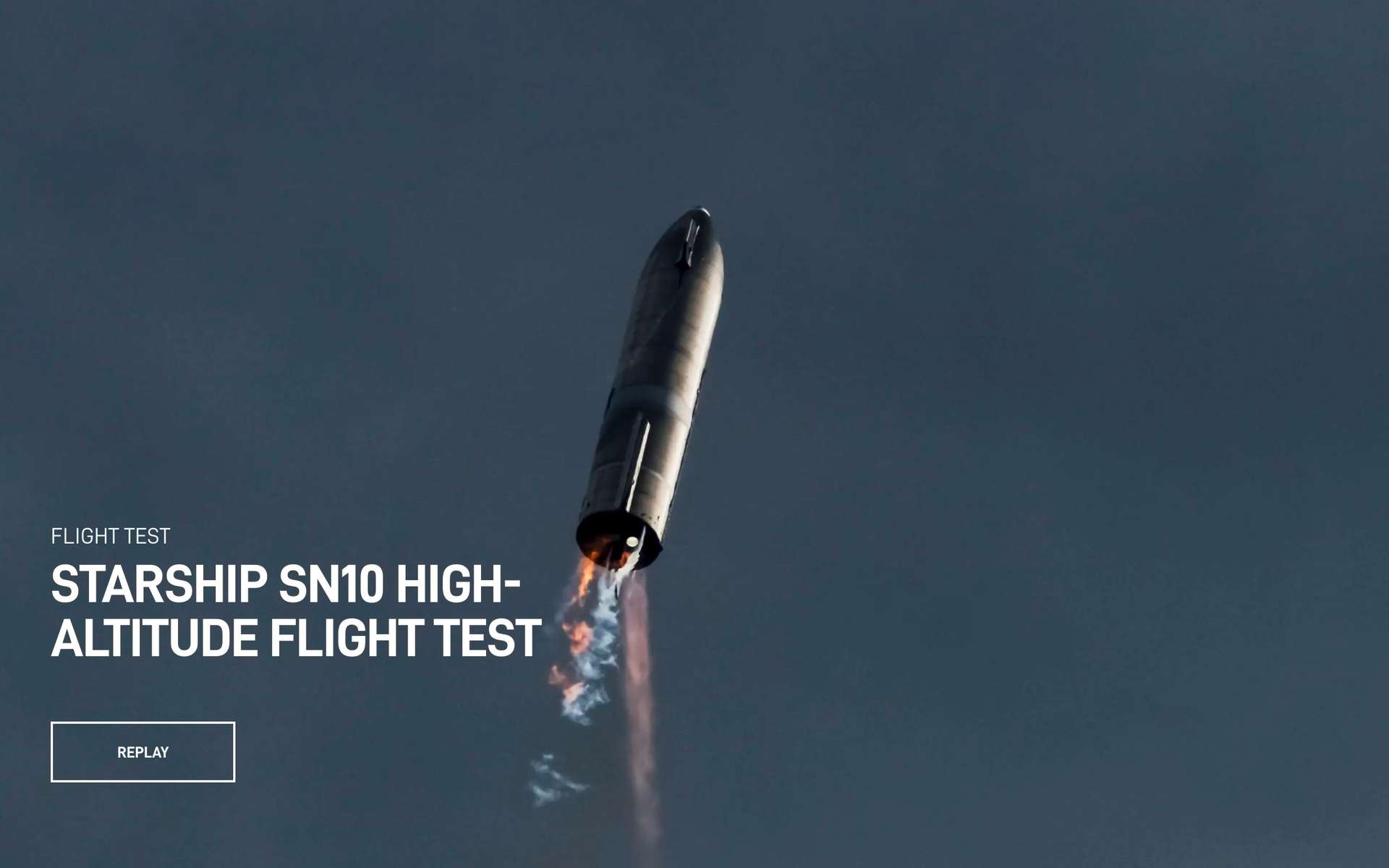 Historique : un Starship s'est posé ! - Futura