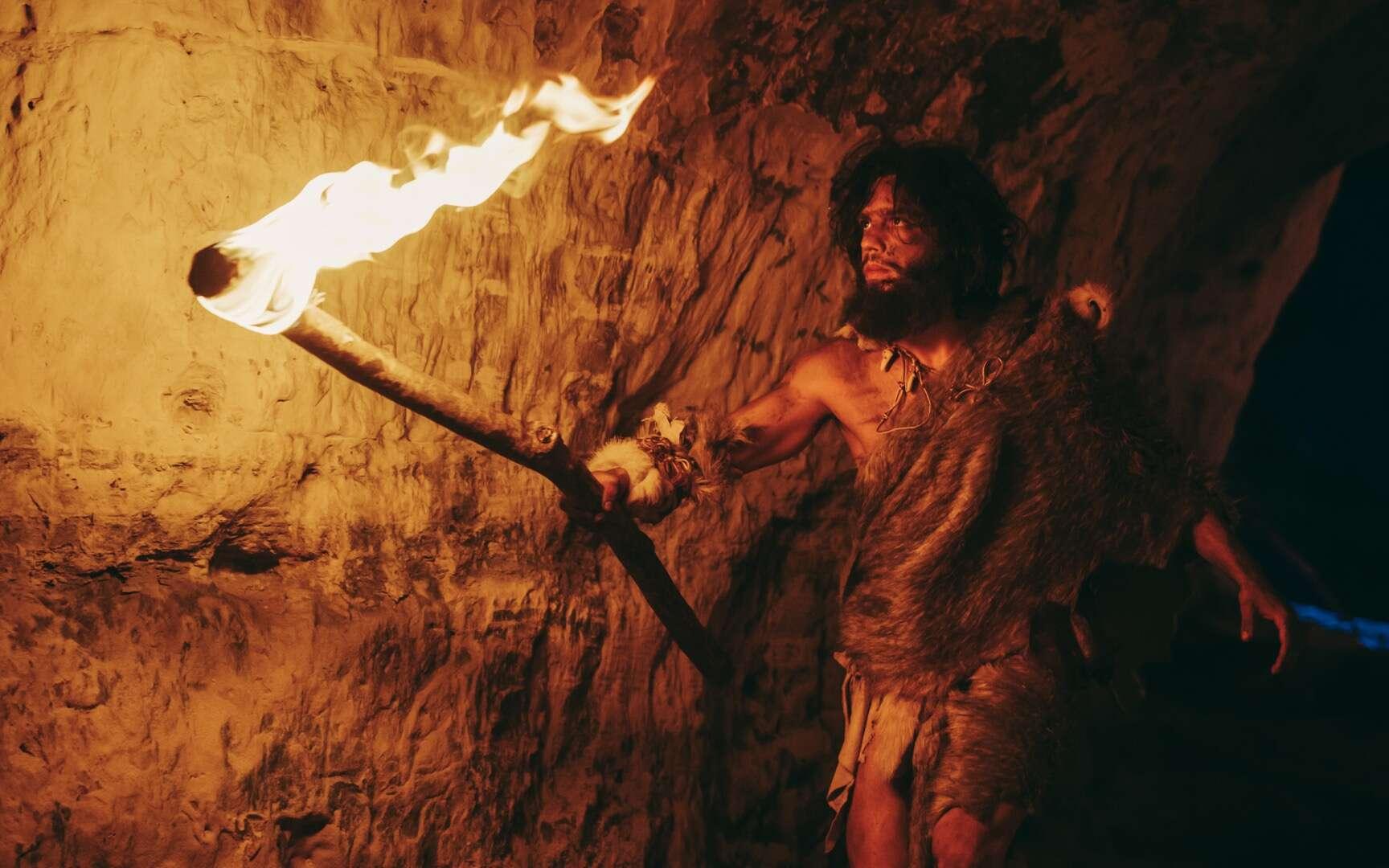 Des paléoanthropologues se sont mis dans la peau de chasseurs néandertaliens et ont réussi à attraper des oiseaux à mains nues. © Gorodenkoff, Adobe Stock
