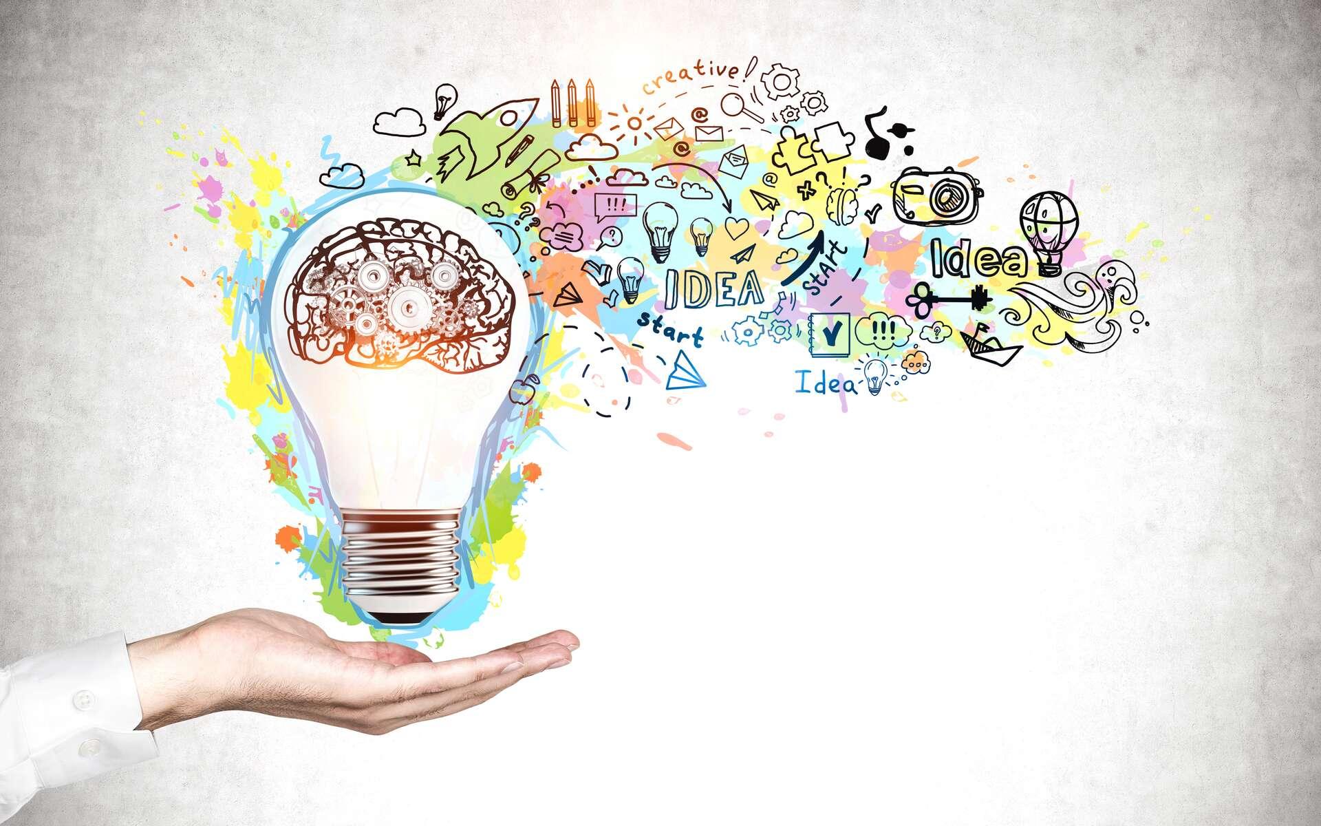 La créativité peut se mesurer objectivement et rapidement. © denisismagilov, Adobe Stock