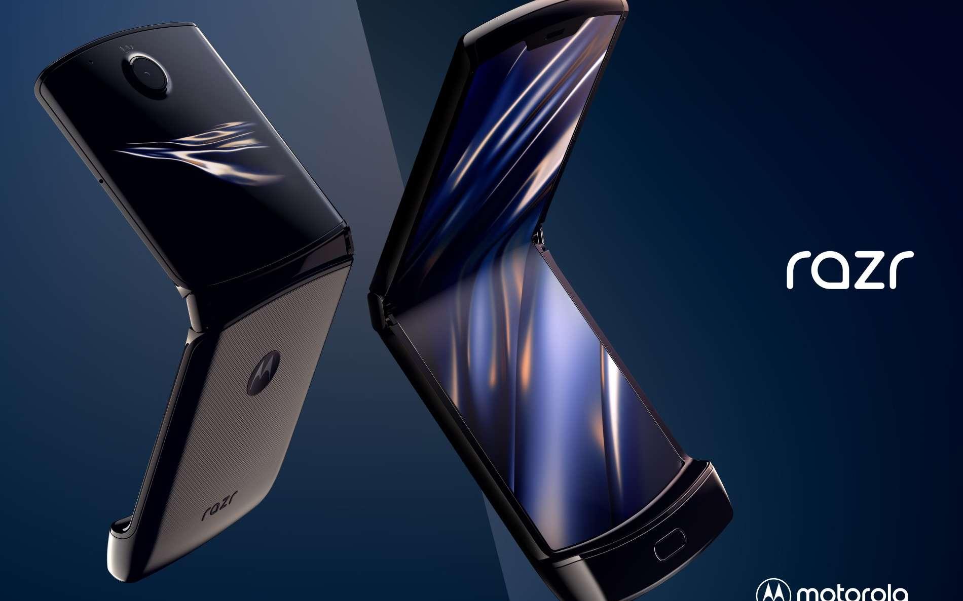 Le Razr s'est vendu à plusieurs dizaines de millions d'exemplaires. La version écran pliable aura-t-elle le même succès ? © Motorola