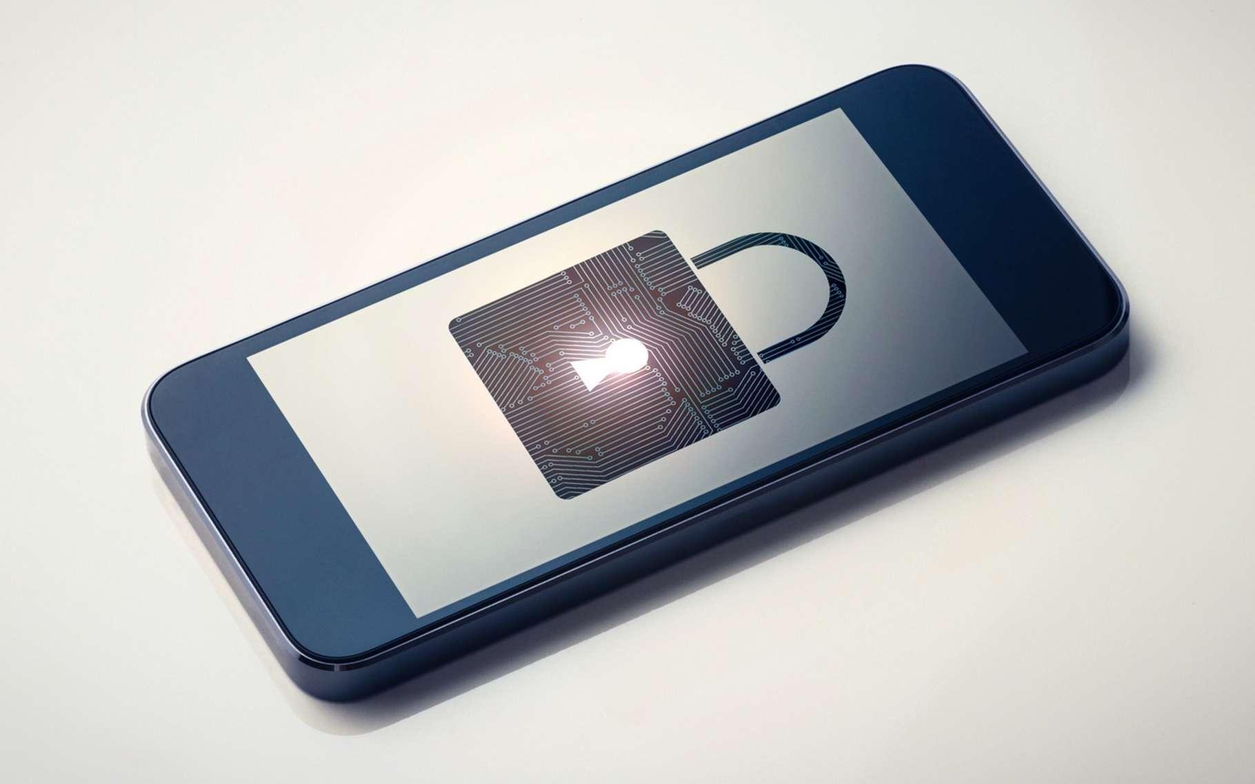 Les nombreux capteurs qu'embarquent les smartphones sont autant de portes ouvertes sur nos données personnelles. © Taa22, Fotolia