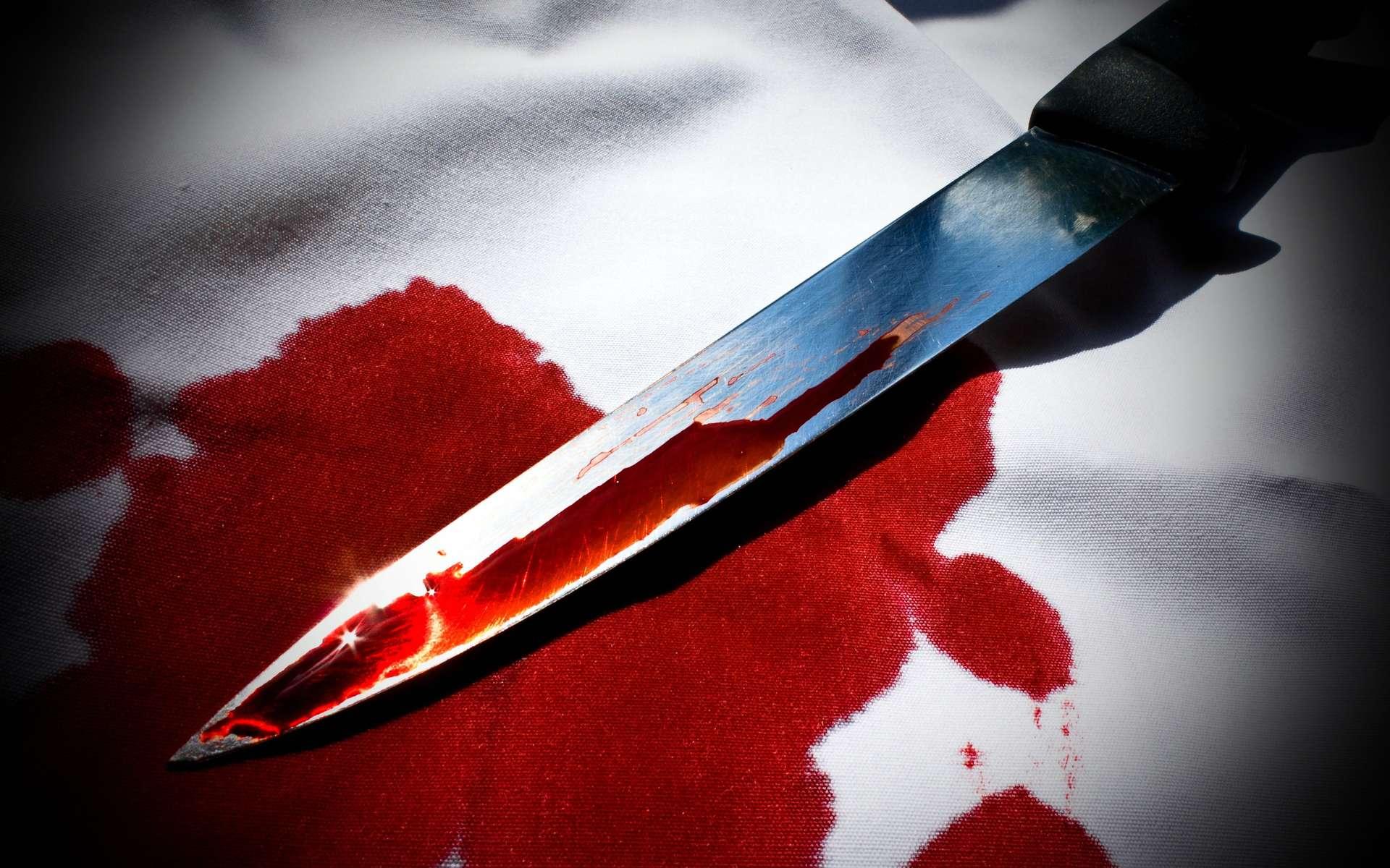 L'ADN retrouvé sur le couteau appartient-il forcément à quelqu'un qui a tenu l'arme du crime ? © Maarten Van Damme, Flickr, CC by 2.0