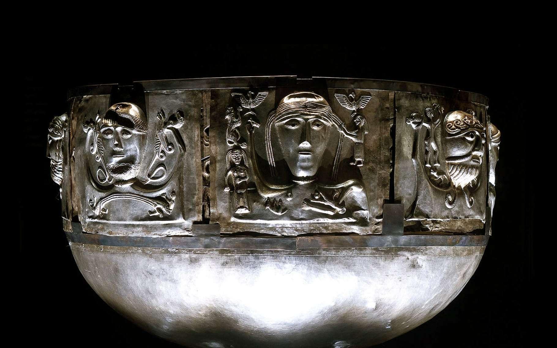 La mythologie celtique. © Knud Winckelmann, Wikimedia commons CC by-sa 3.0