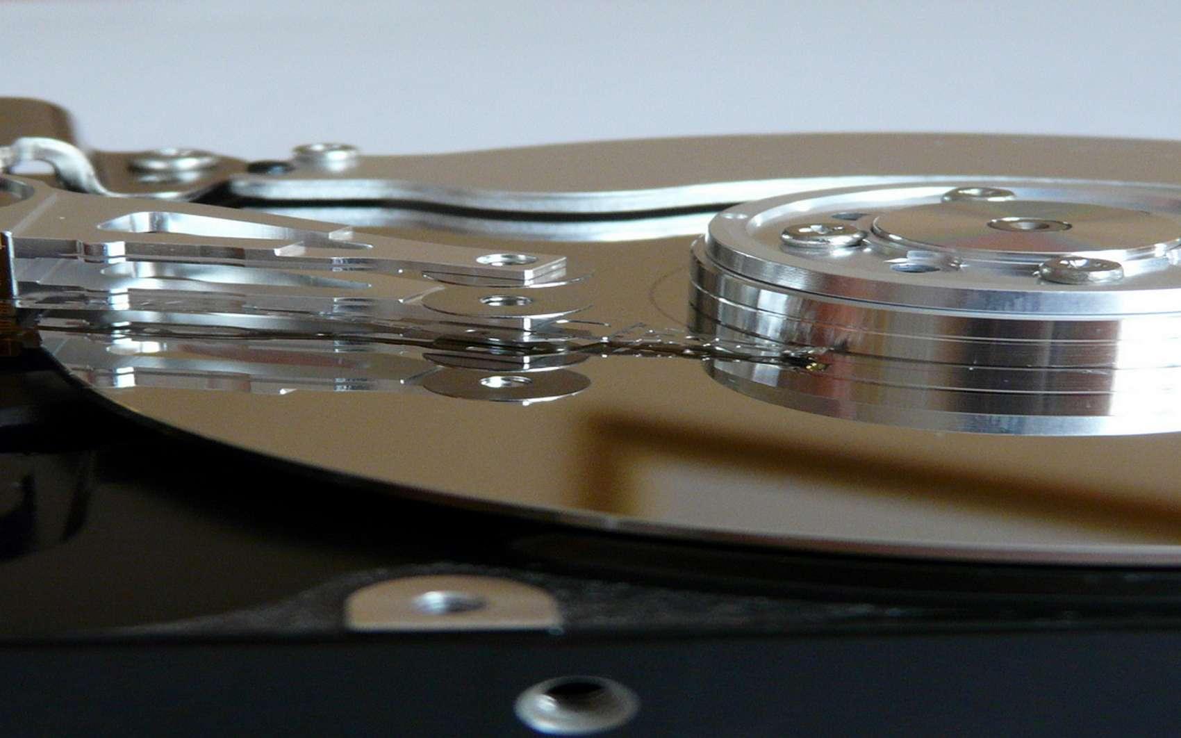 Futura vous explique comment tester les performances de votre périphérique de stockage. © pxhere.com