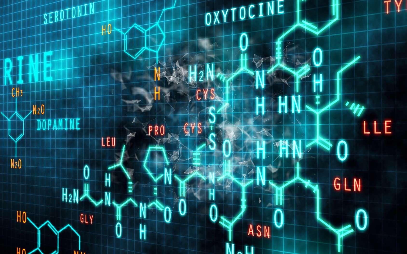 Des chercheurs en intelligence artificielle chez IBM ont développé un modèle d'IA qui prédit les produits majoritaires d'une réaction en chimie organique. © peshkova, Fotolia