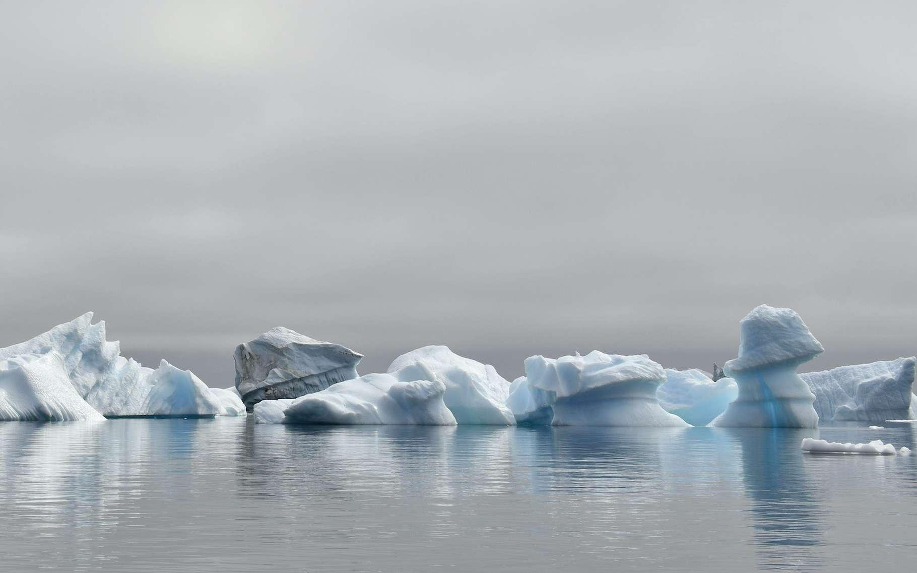 En étudiant la couverture de glace de mer pendant la dernière période glaciaire, des chercheurs de l'université de Copenhague (Danemark) sont arrivés à la conclusion d'un lien étroit entre fonte des glaces et réchauffement climatique brutal. © Uryadnikov Sergey, Adobe Stock