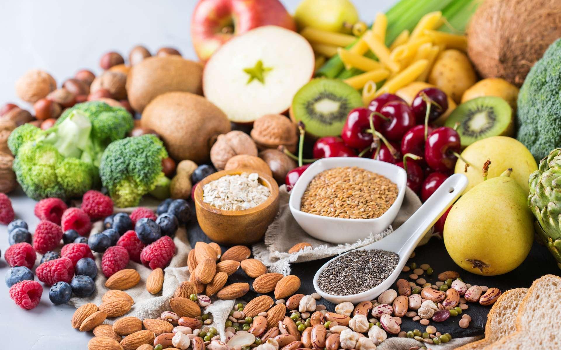 La consommation de fibres et de probiotiques est associée à une réduction du risque de cancer du poumon. © photka, Adobe Stock