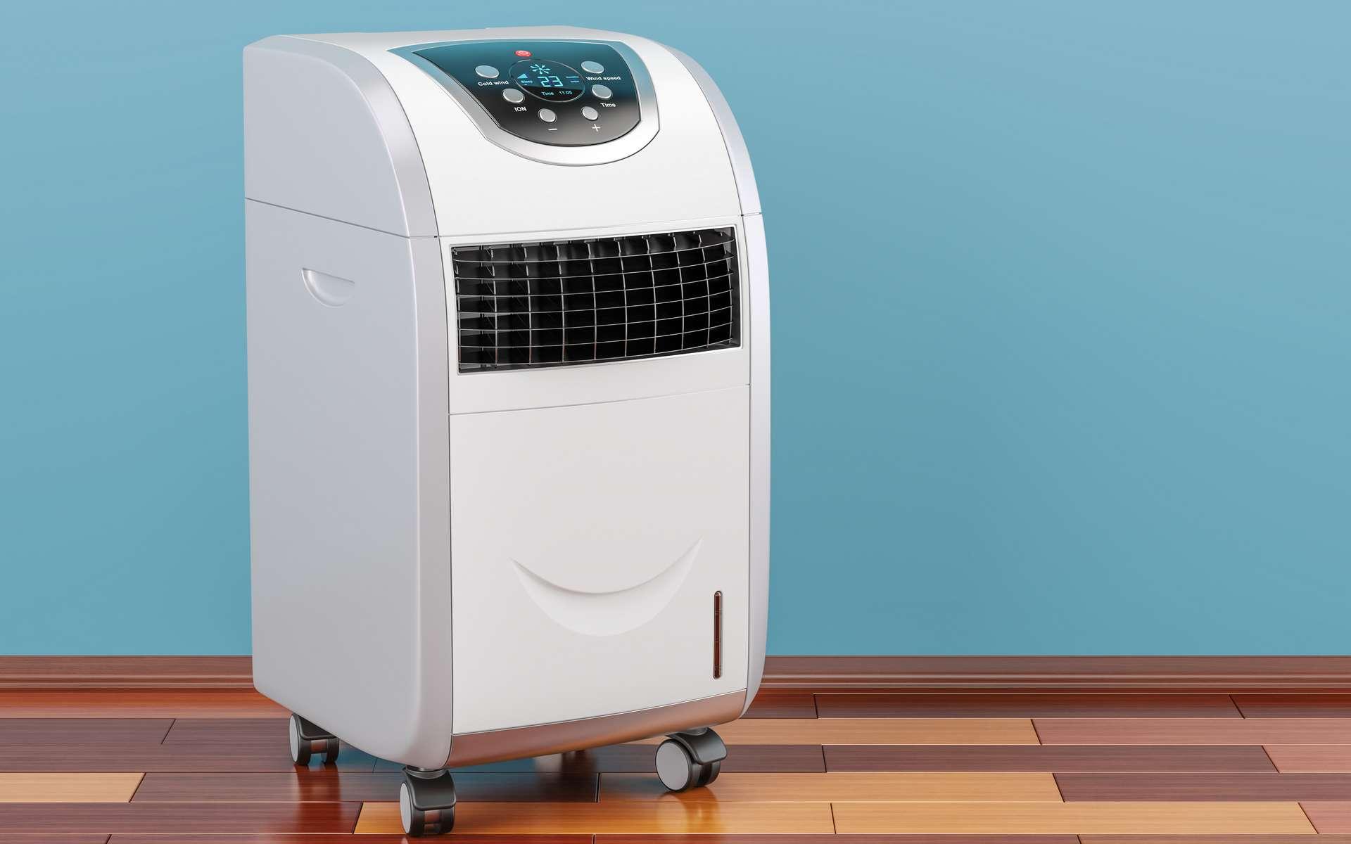 Quelles sont les meilleures offres de climatiseurs mobiles ? © alexlmx, Adobe Stock