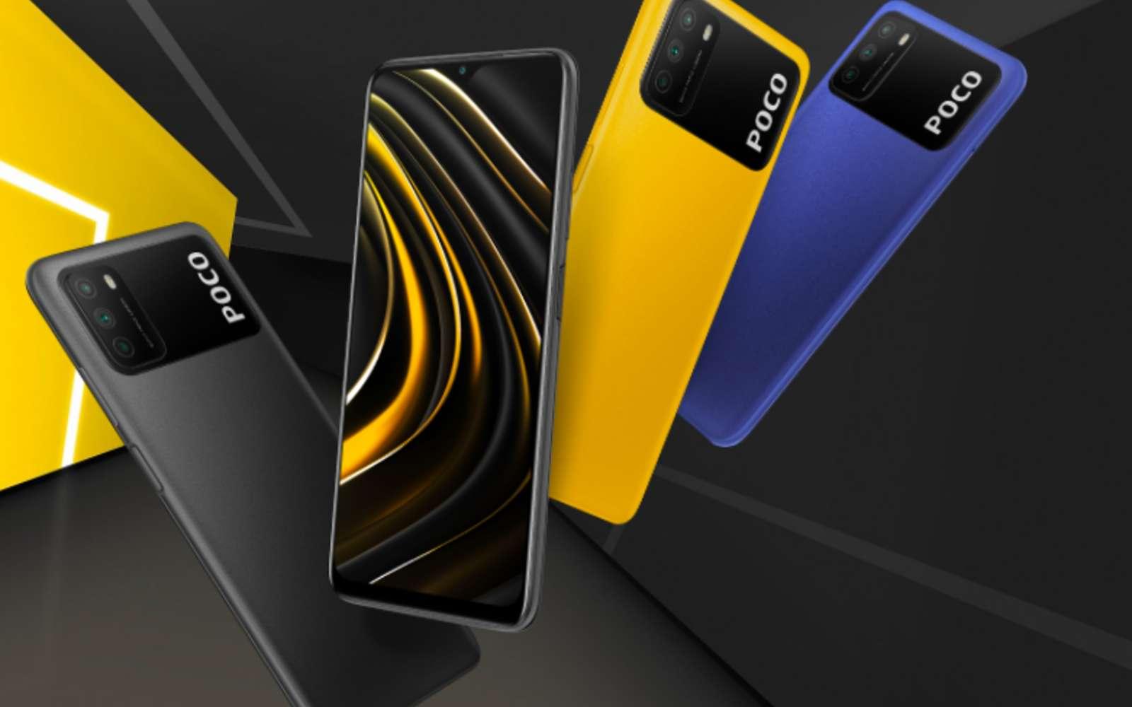 Le Xiaomi POCO M3 proposé à prix cassé © AliExpress