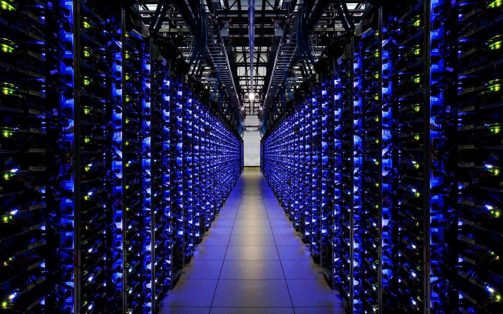 La course aux supercalculateurs reprend de plus belle avec les applications dédiées à l'intelligence artificielle. © CNRS