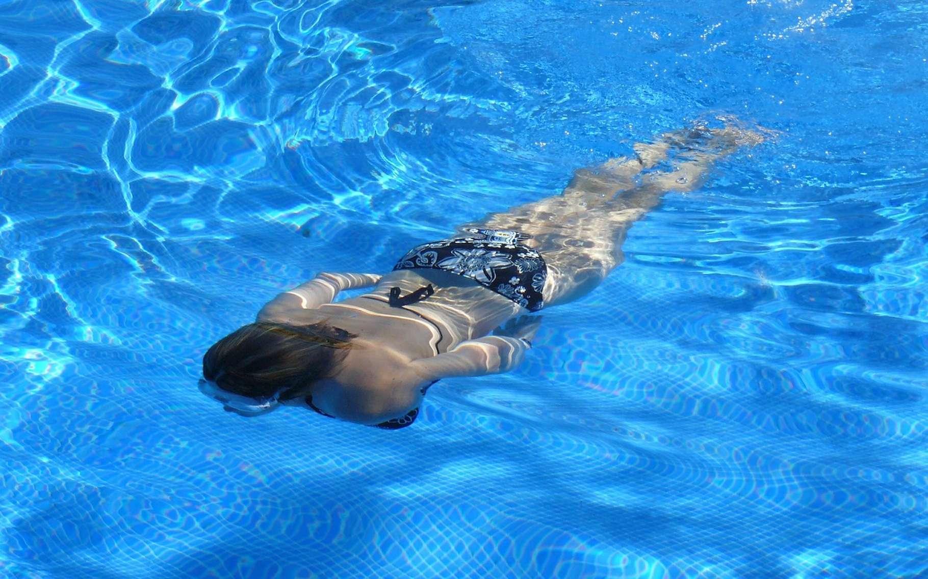Le chauffage au gaz naturel peut représenter une solution intéressante pour monter l'eau de votre piscine en température. © Survivor, Pixabay, DP