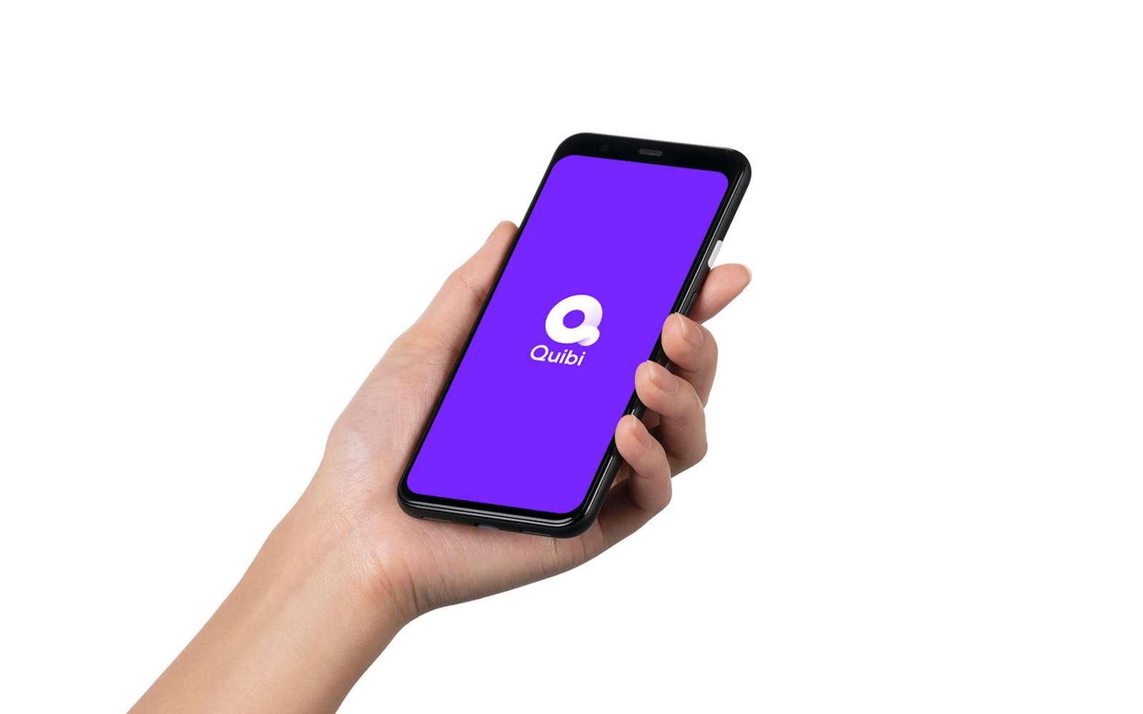 Concurrent de Netflix, d'Apple TV ou encore de Disney+, Quibi est exclusivement conçu pour les smartphones. © Quibi