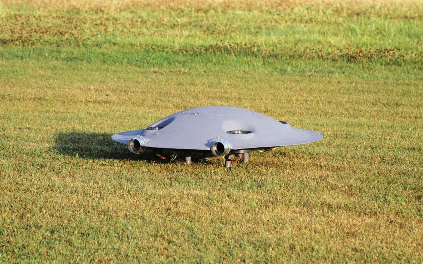 La soucoupe volante Adifo. © Adifo Aircraft