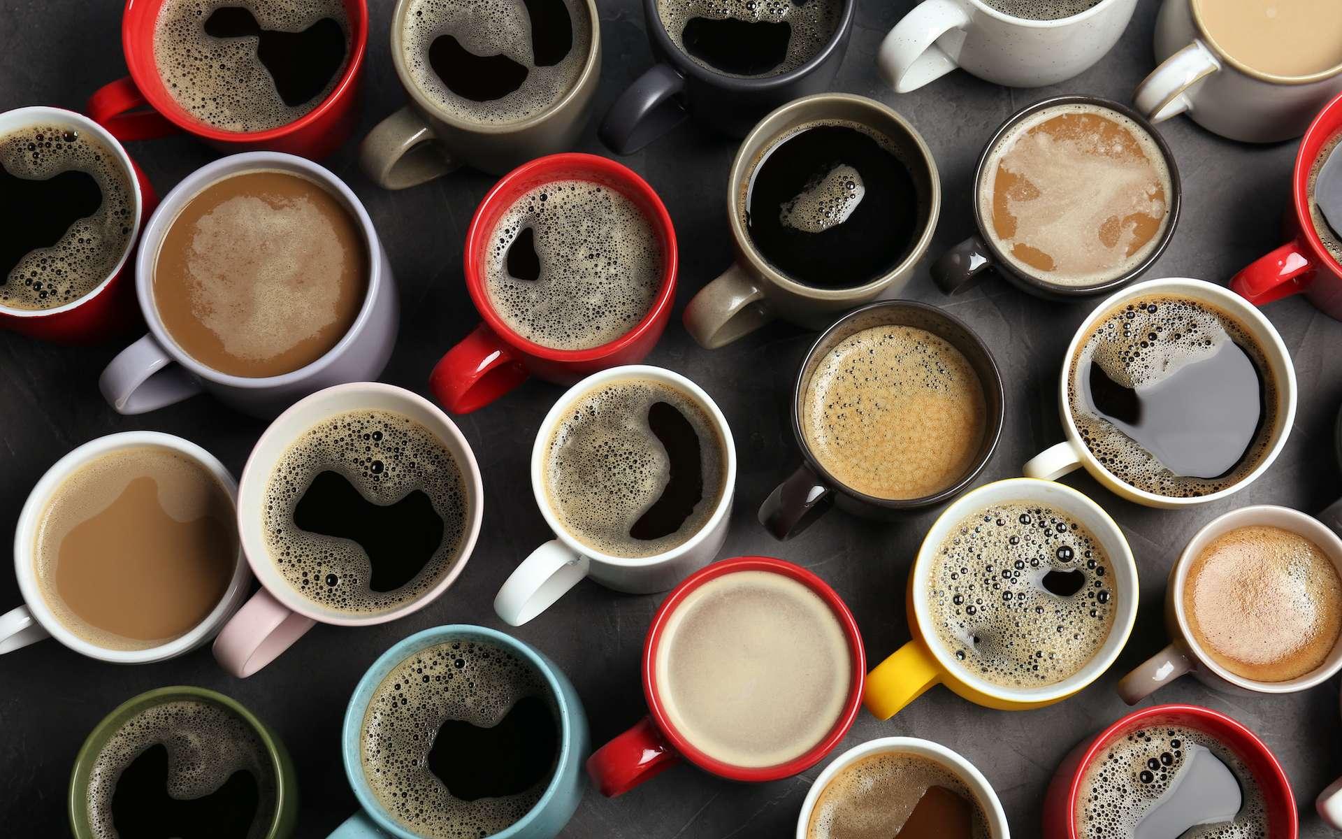 Café lungo, macchiato, ristretto : comment sont préparés tous ces cafés ? © New Africa, Adobe Stock