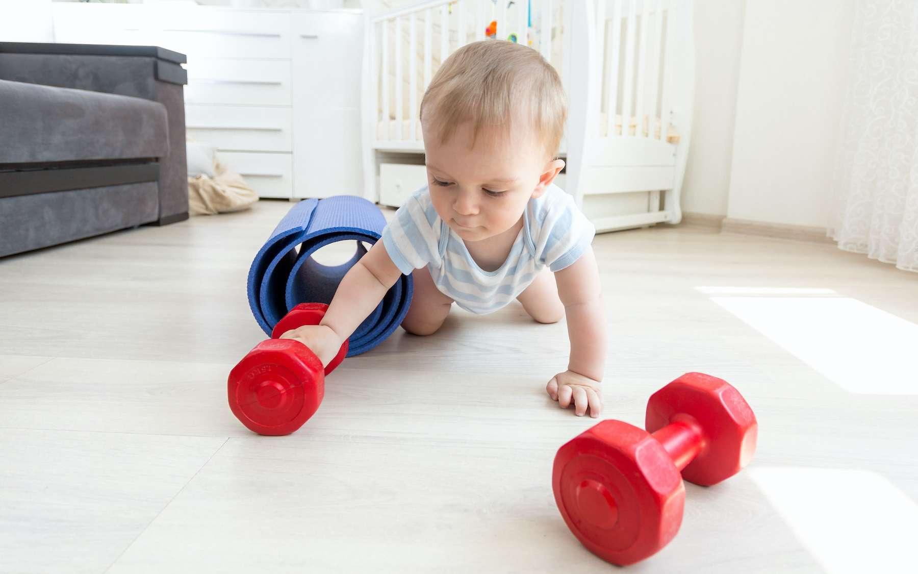 Les nourrissons ont un métabolisme très élevé. © Кирилл Рыжов, Adobe Stock