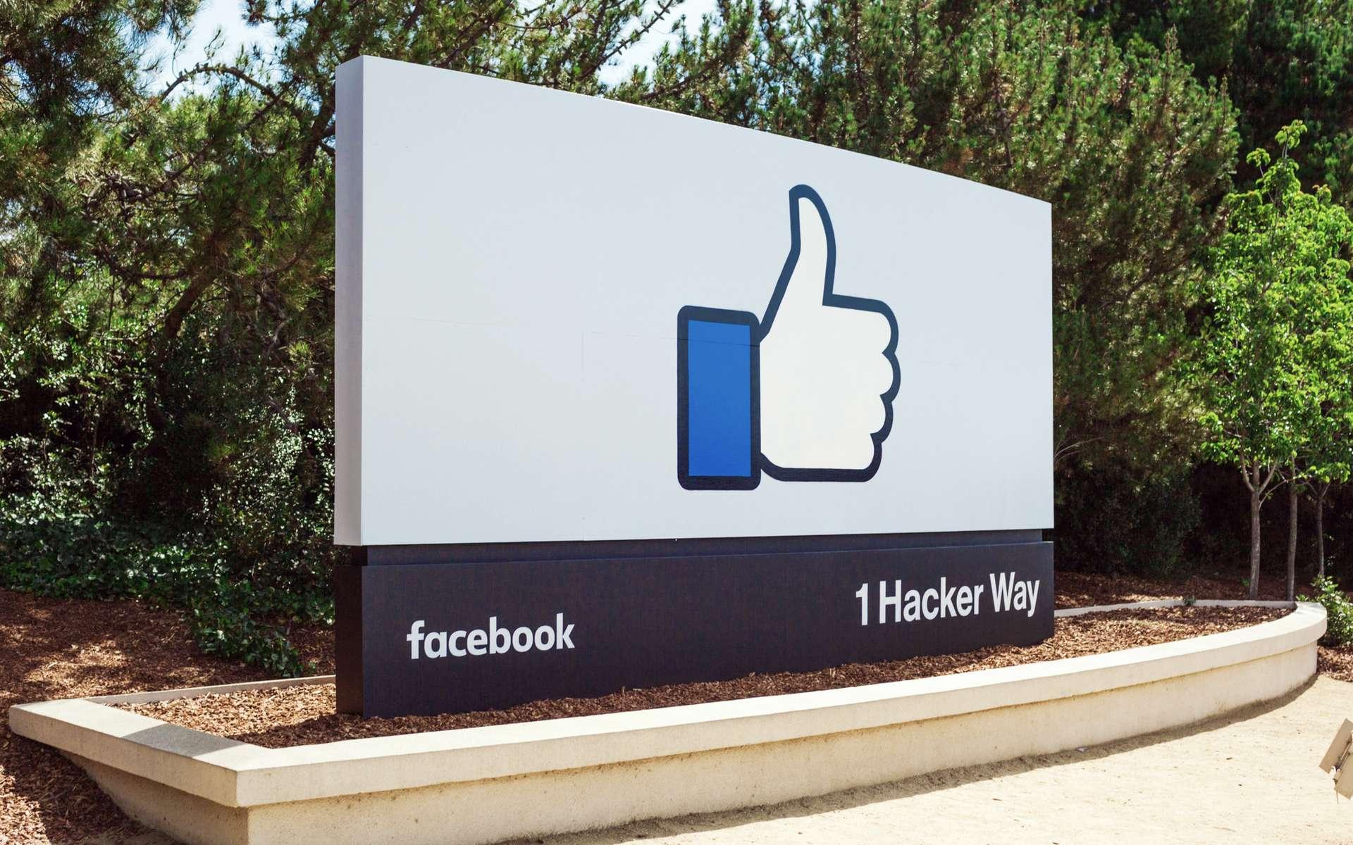 Campus de Facebook ©Facebook