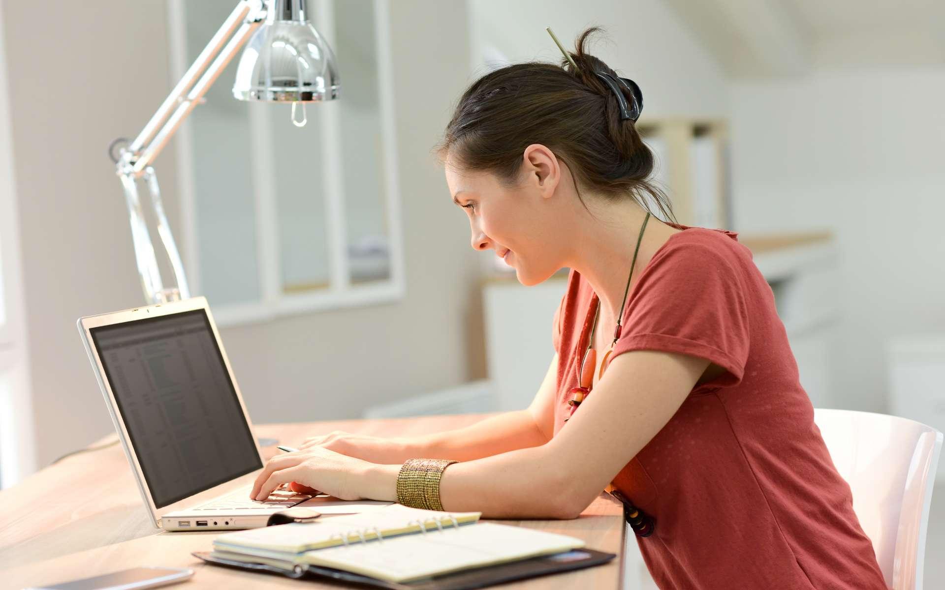 Le statut d'auto-entrepreneur permet de lancer son projet professionnel avec des risques très limités. © goodluz, Adobe Stock.