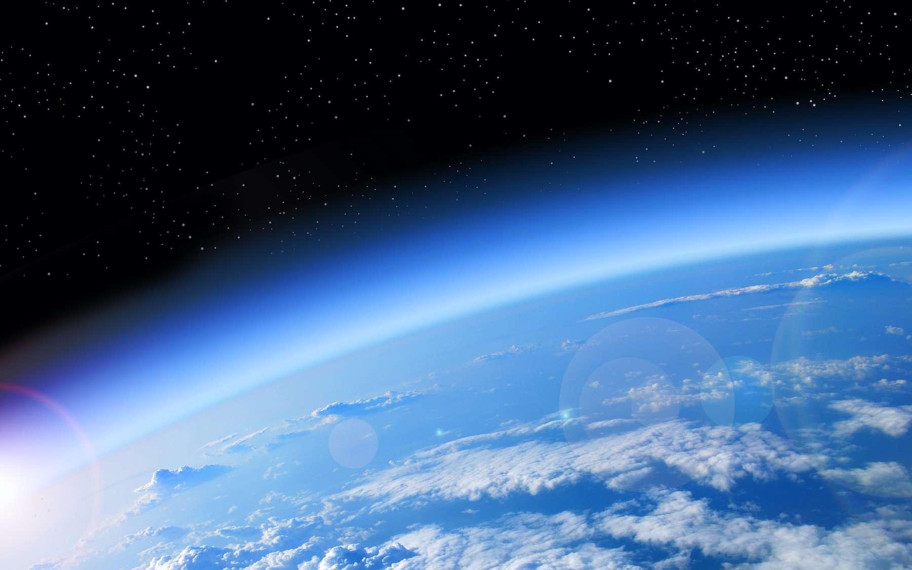 L'épaisseur de la stratosphère a diminué de 400 mètres depuis les années 1980. © studio023, Adobe Stock