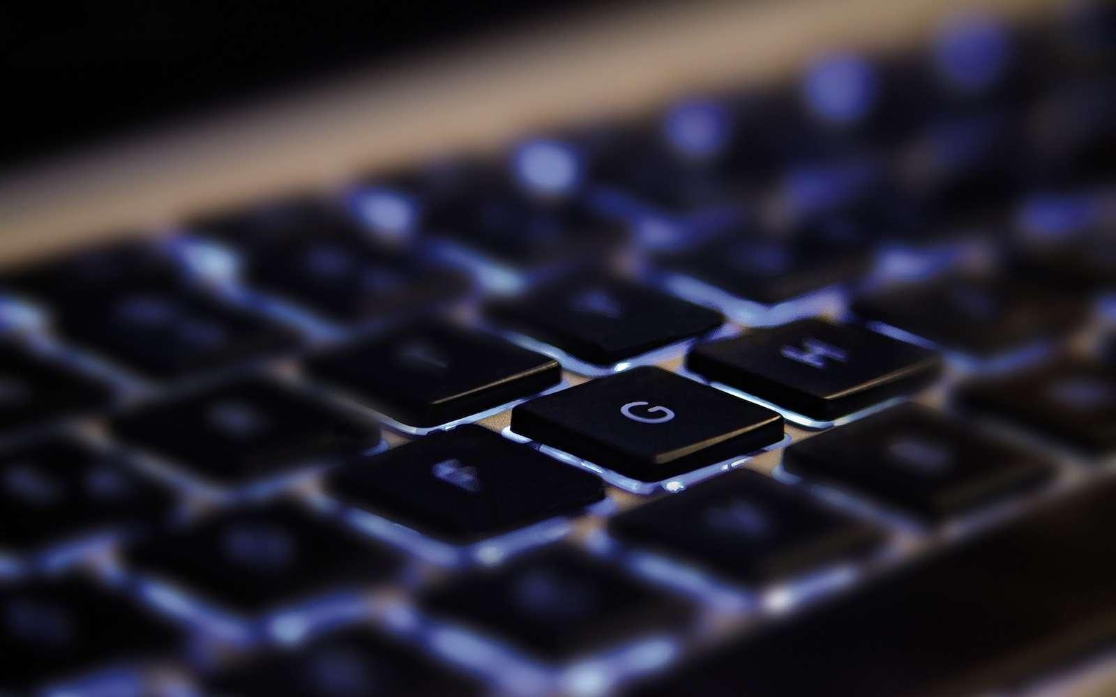 Clavier informatique. © Pixies, Pixabay