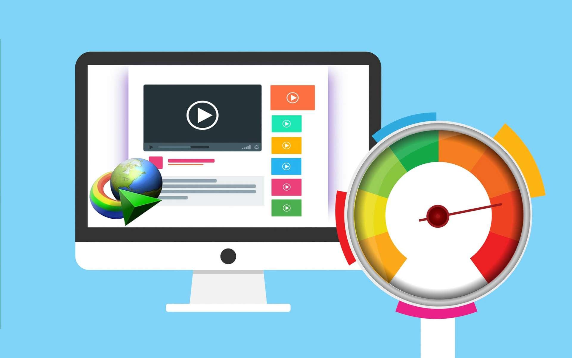 Futura vous indique comment optimiser vos téléchargements avec Download Internet Manager. © pxhere.com