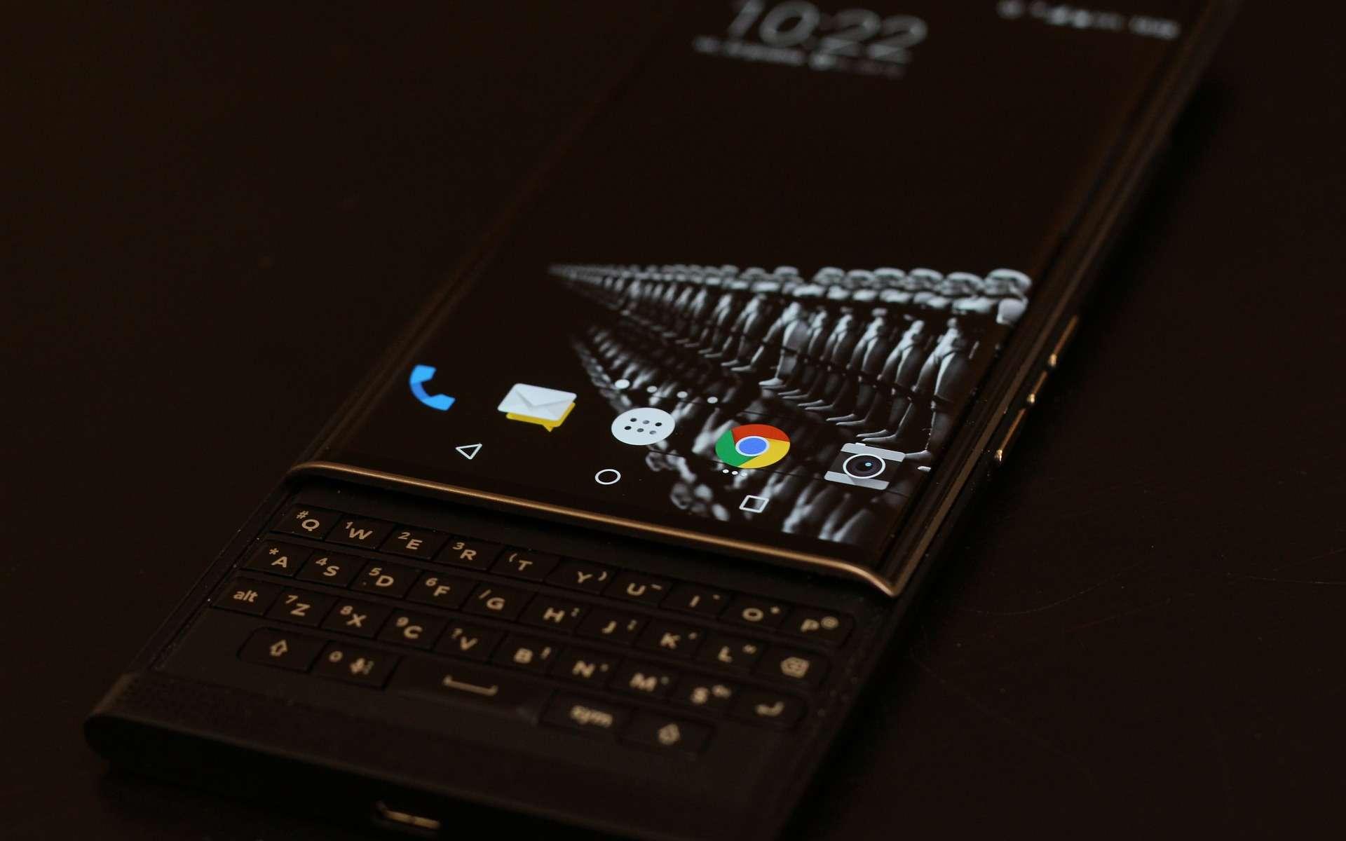 À quoi va ressembler le nouveau Blackberry dans un marché qui a abandonné le clavier depuis longtemps © ArtificialOG, Pixabay