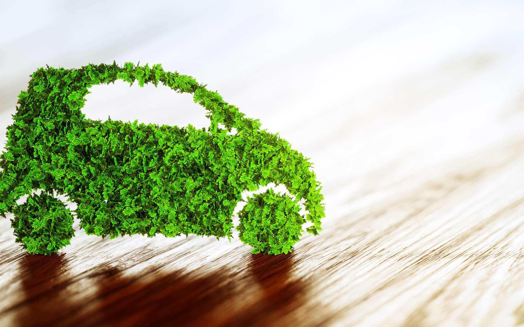 Des chercheurs britanniques sont sur la piste d'une production d'hydrogène – potentiellement dédiée à l'alimentation des voitures à hydrogène – à partir de déchets plastique. © malp, Fotolia