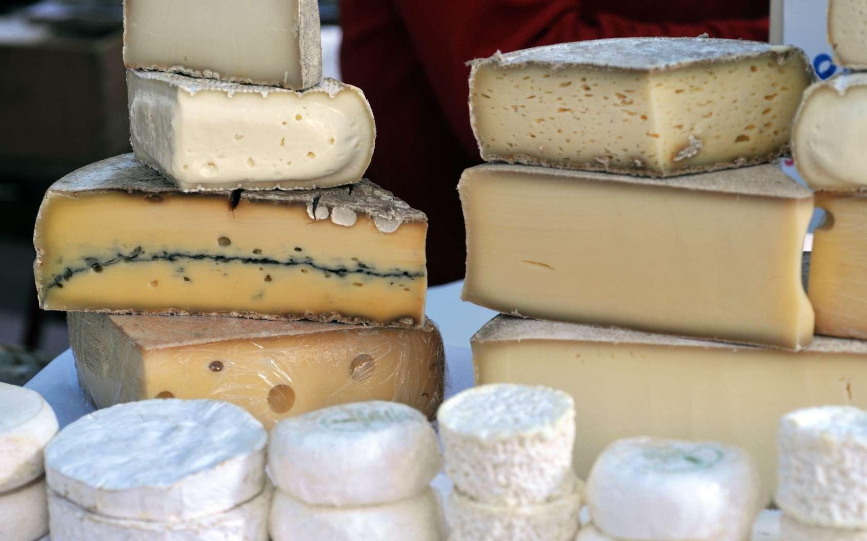 Combien de temps se garde le fromage ? © Richard Villalon, Fotolia