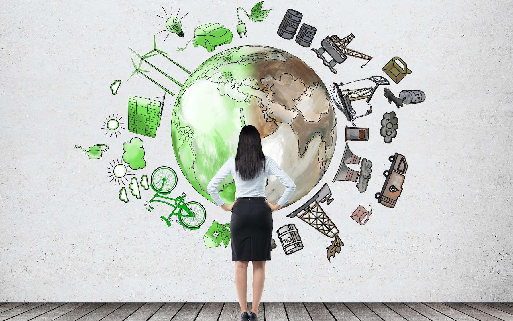 Charbon, énergies renouvelables, accès à l'électricité… Vers un monde plus vert ? © denisismagilov, Adobe Stock
