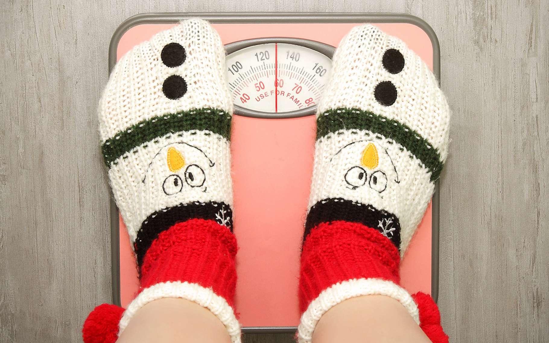 Même en hiver, il faut éviter de manger trop gras sous peine de prendre quelques kilos. © Anna81, Fotolia
