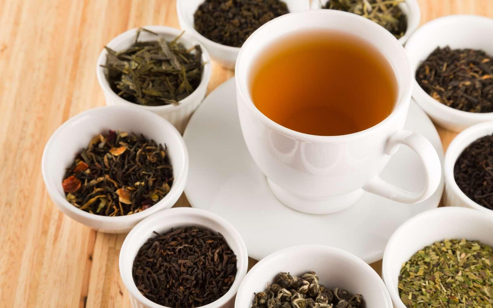 Du thé riche en flavonoïdes. © billionphotos, Fotolia