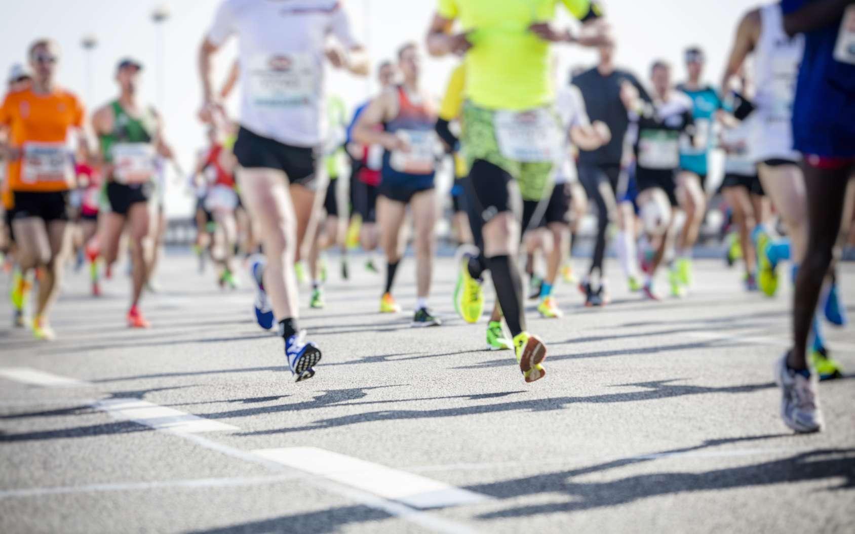 Les marathoniens ont dans leur microbiote une bactérie absente chez les sédentaires. © babaroga, Fotolia