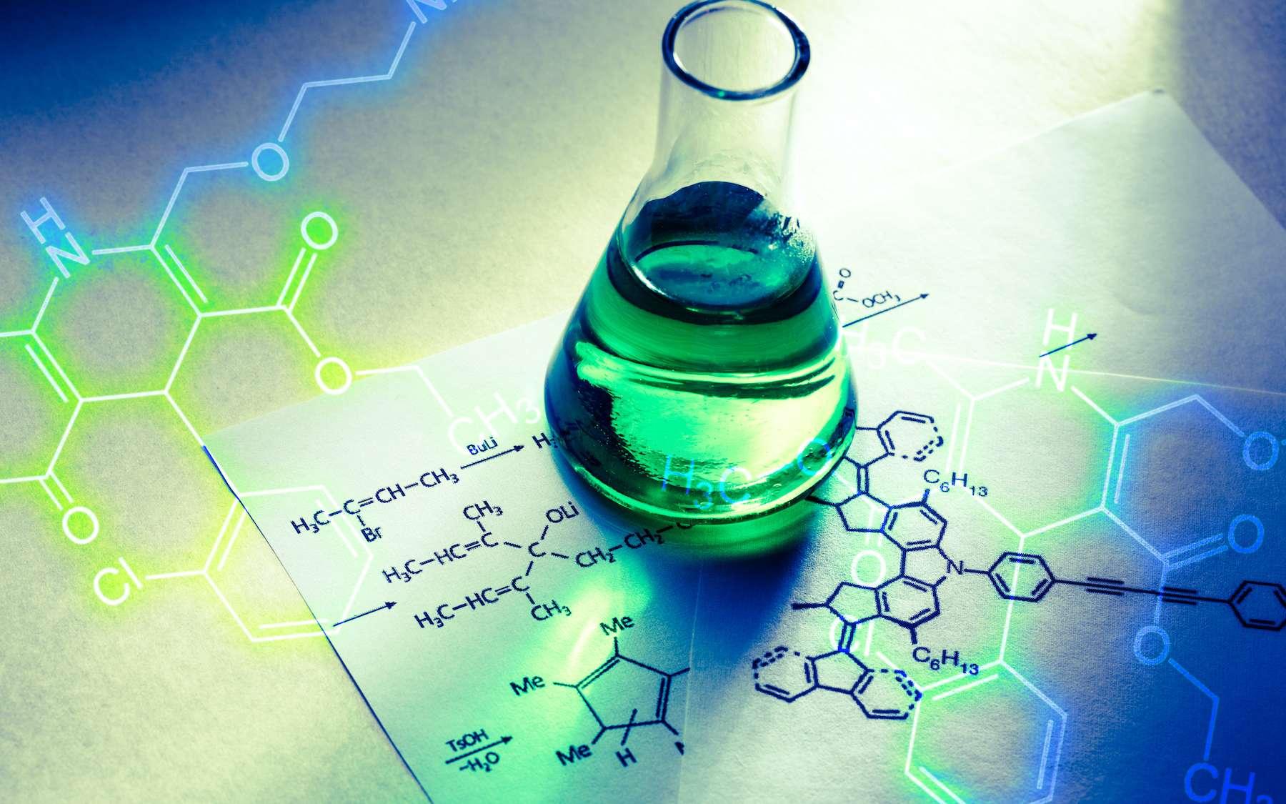 Les acides de Lewis sont des catalyseurs importants en chimie organique. © Sergey Yarochkin, Adobe Stock