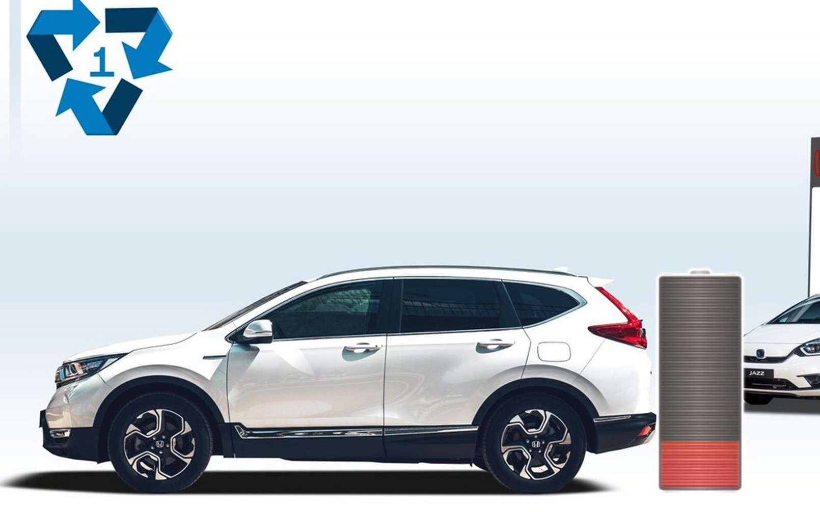 Honda Europe collabore avec la SNAM depuis 2013. © Honda Europe