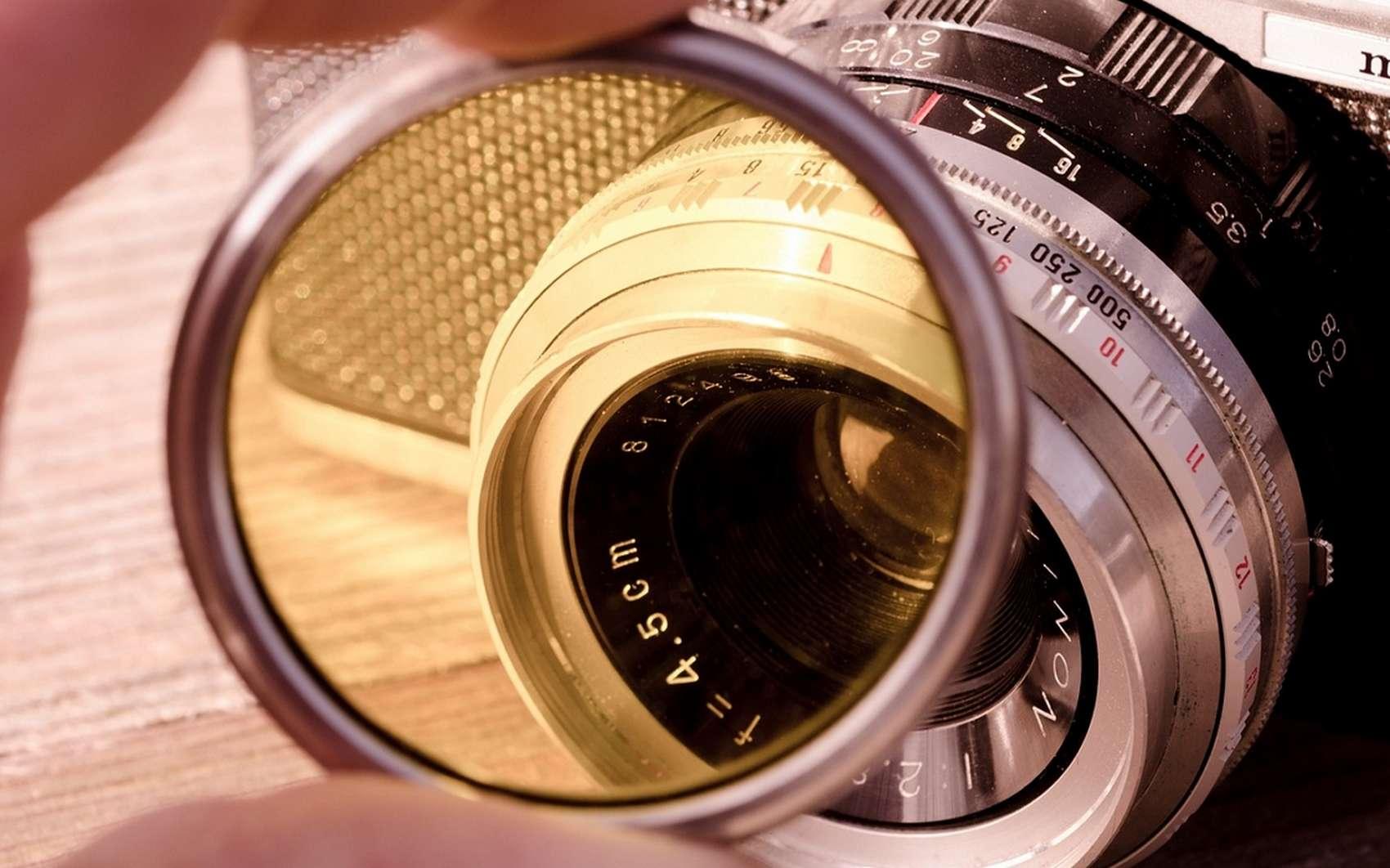 Les applications de filtres photo appliquent instantanément des effets graphiques pour personnaliser les photos numériques © Pixabay.com