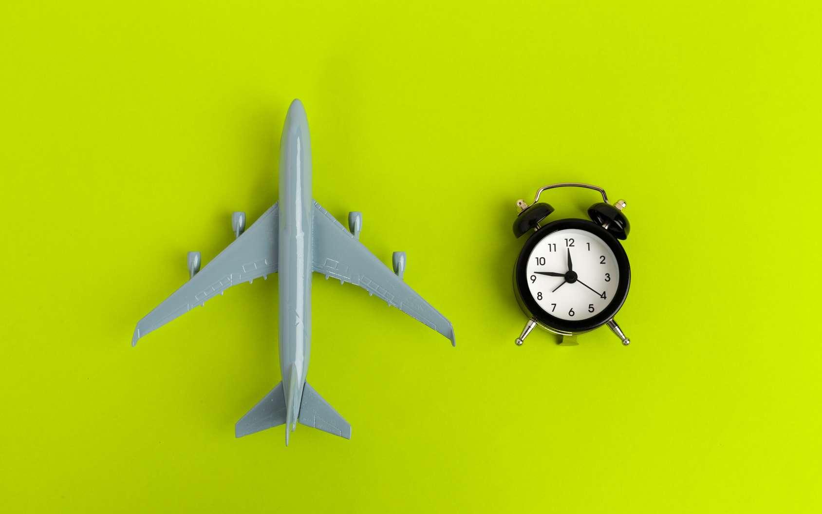 Les effets du décalage horaire se font sentir dès quatre heures de différence. © NewFabrika, Fotolia